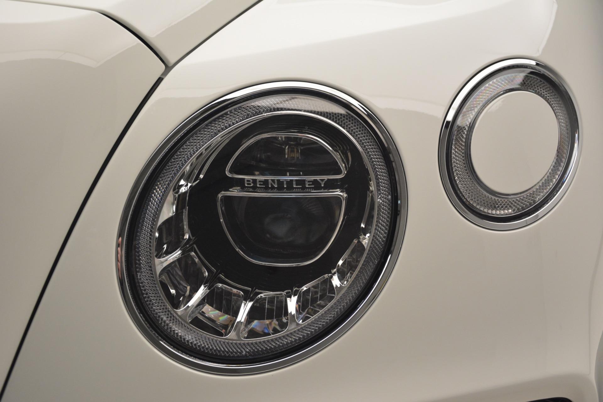 New 2019 Bentley Bentayga V8 For Sale In Westport, CT 2539_p16