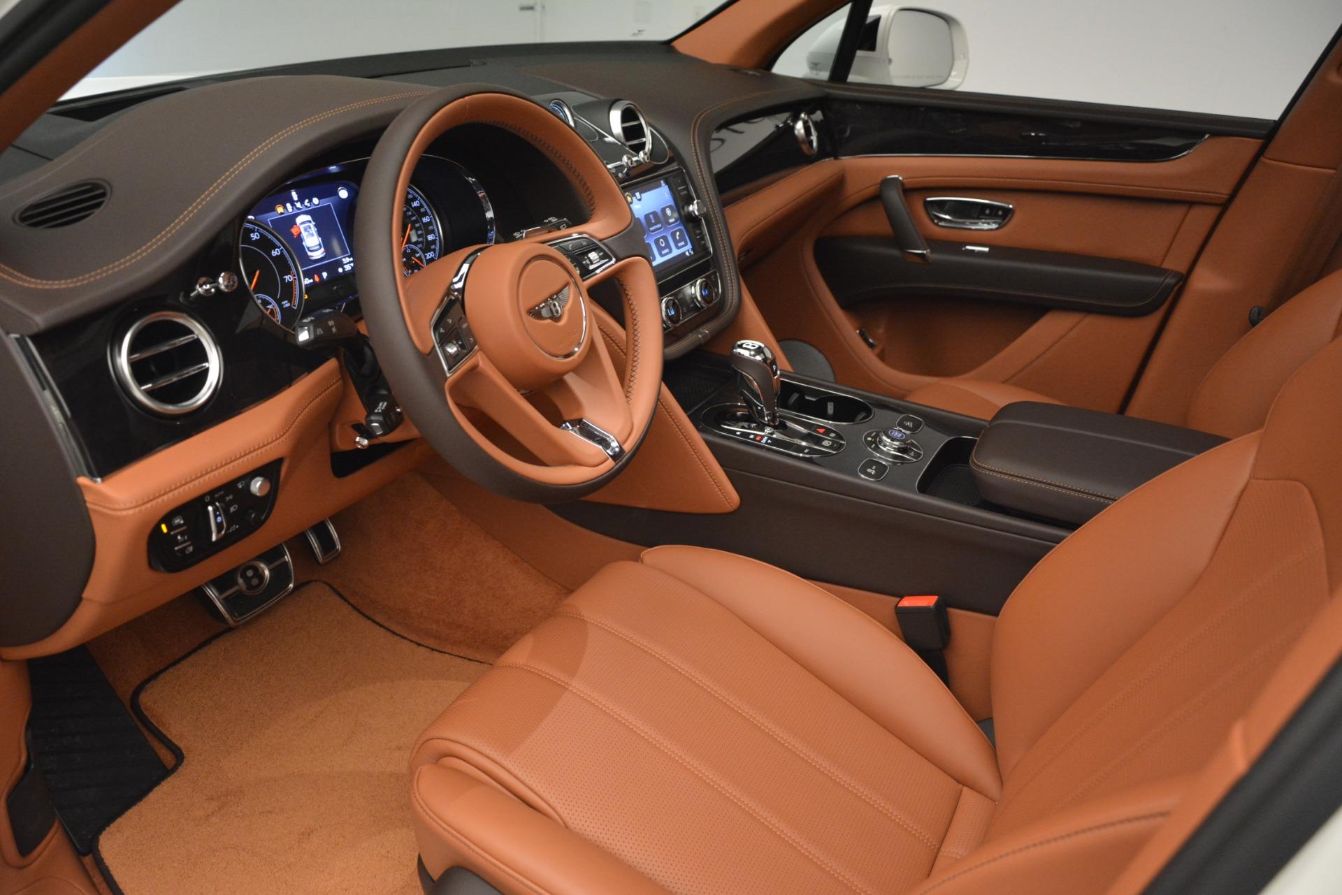 New 2019 Bentley Bentayga V8 For Sale In Westport, CT 2539_p18