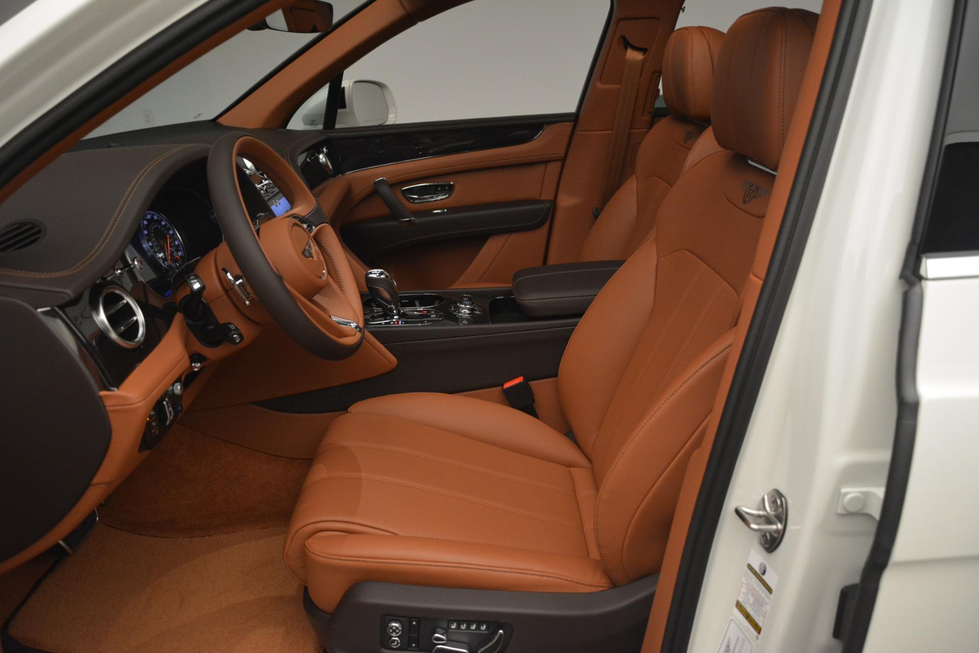 New 2019 Bentley Bentayga V8 For Sale In Westport, CT 2539_p19