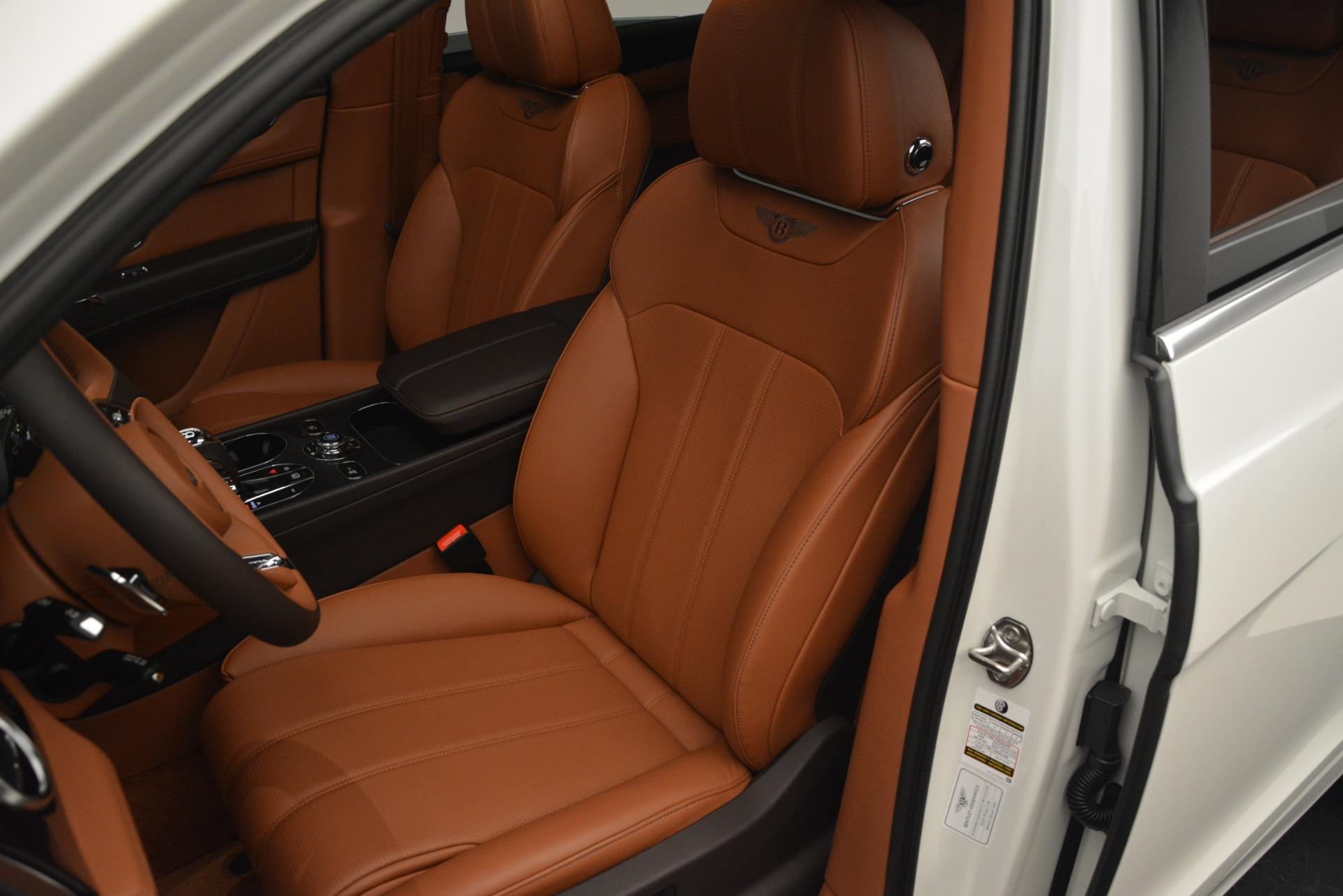 New 2019 Bentley Bentayga V8 For Sale In Westport, CT 2539_p20