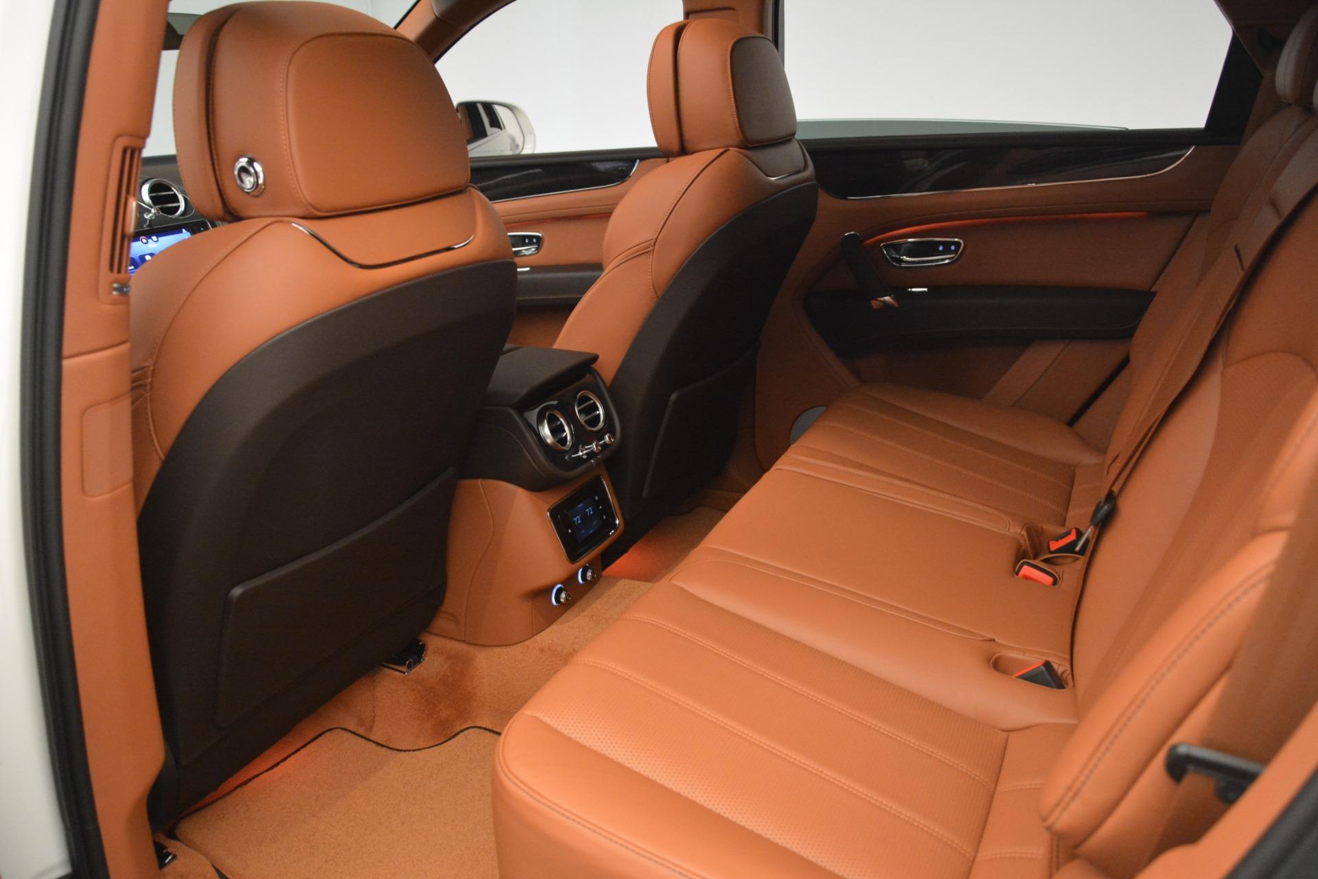New 2019 Bentley Bentayga V8 For Sale In Westport, CT 2539_p21