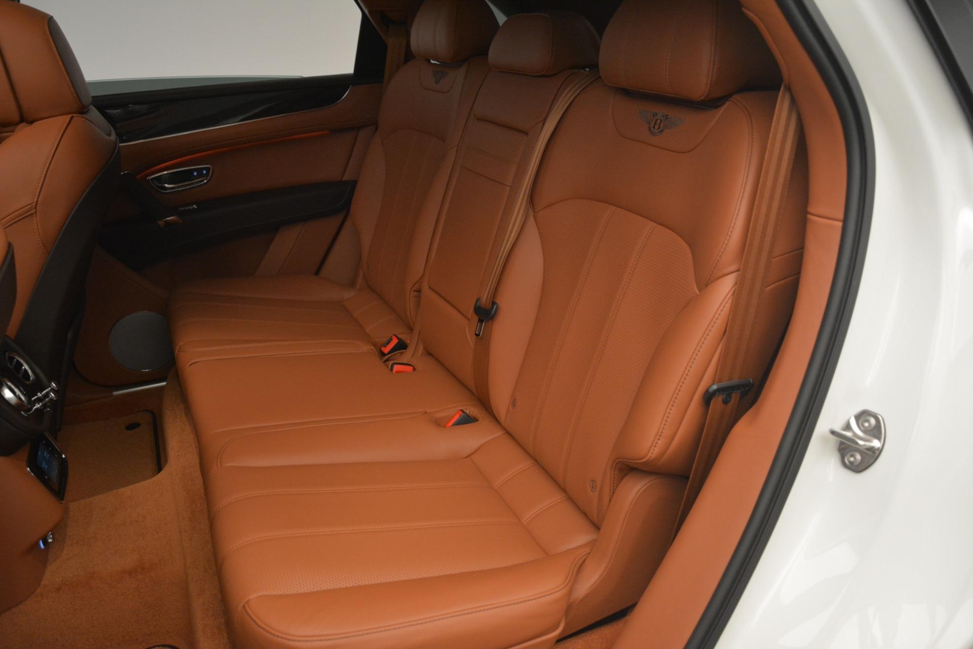 New 2019 Bentley Bentayga V8 For Sale In Westport, CT 2539_p22