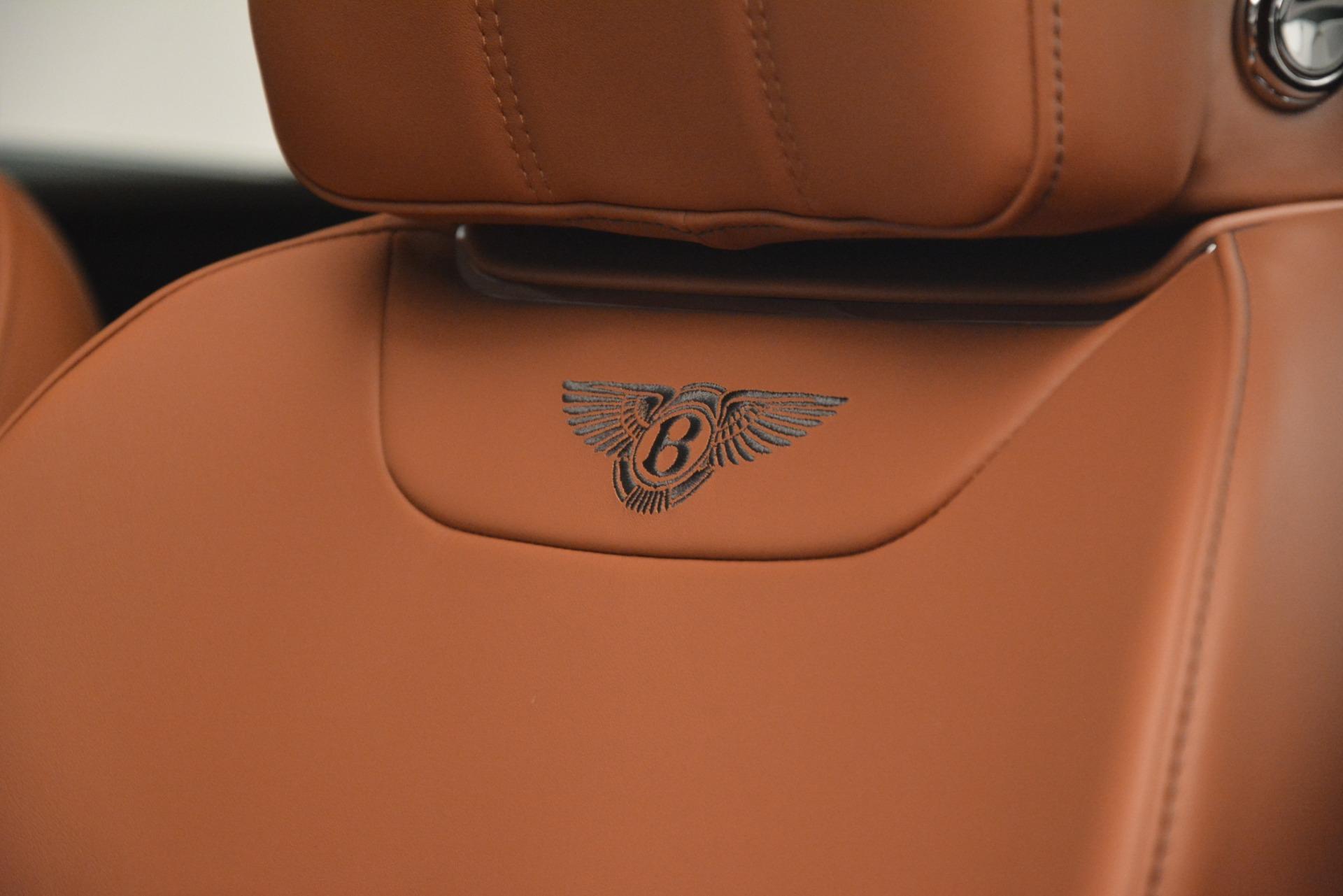 New 2019 Bentley Bentayga V8 For Sale In Westport, CT 2539_p23