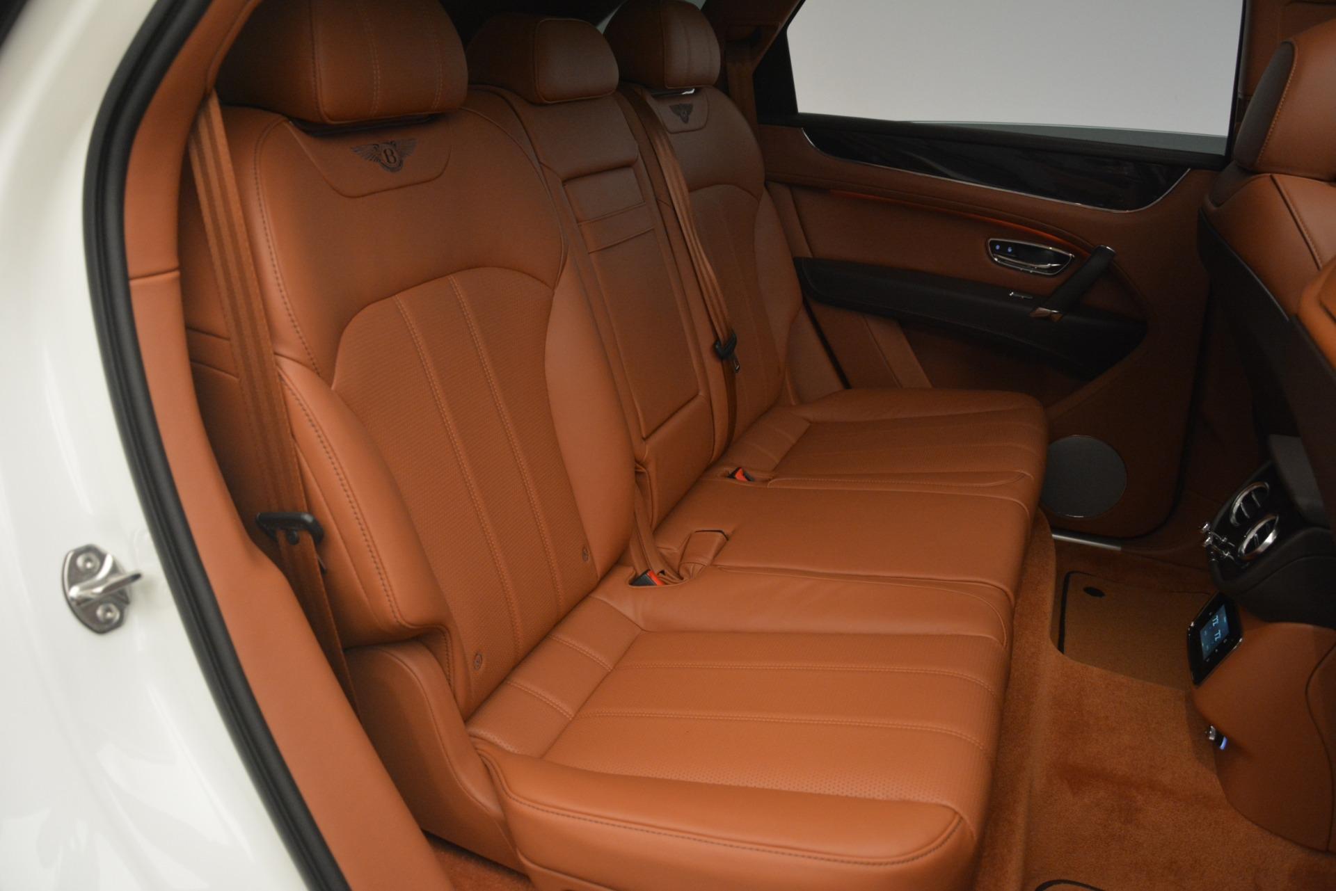 New 2019 Bentley Bentayga V8 For Sale In Westport, CT 2539_p25
