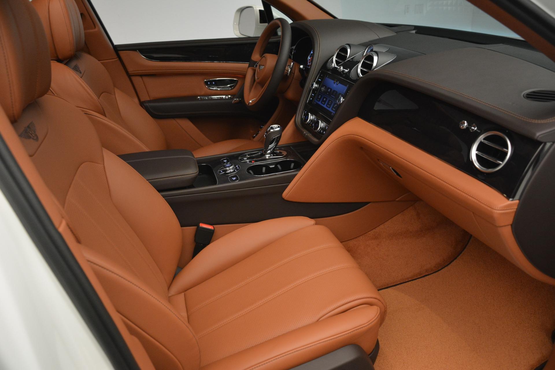New 2019 Bentley Bentayga V8 For Sale In Westport, CT 2539_p27