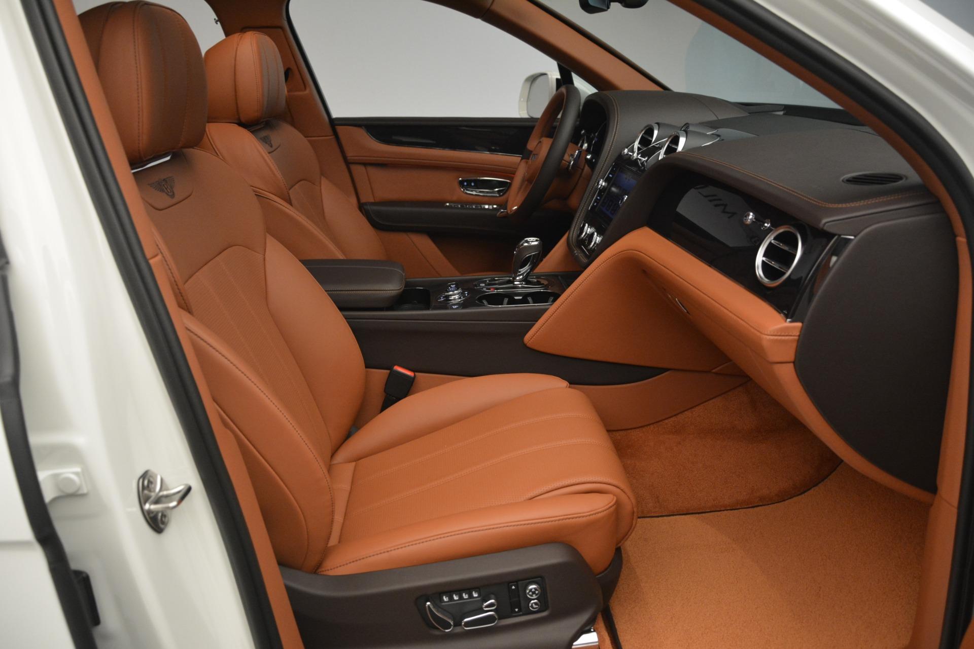 New 2019 Bentley Bentayga V8 For Sale In Westport, CT 2539_p28
