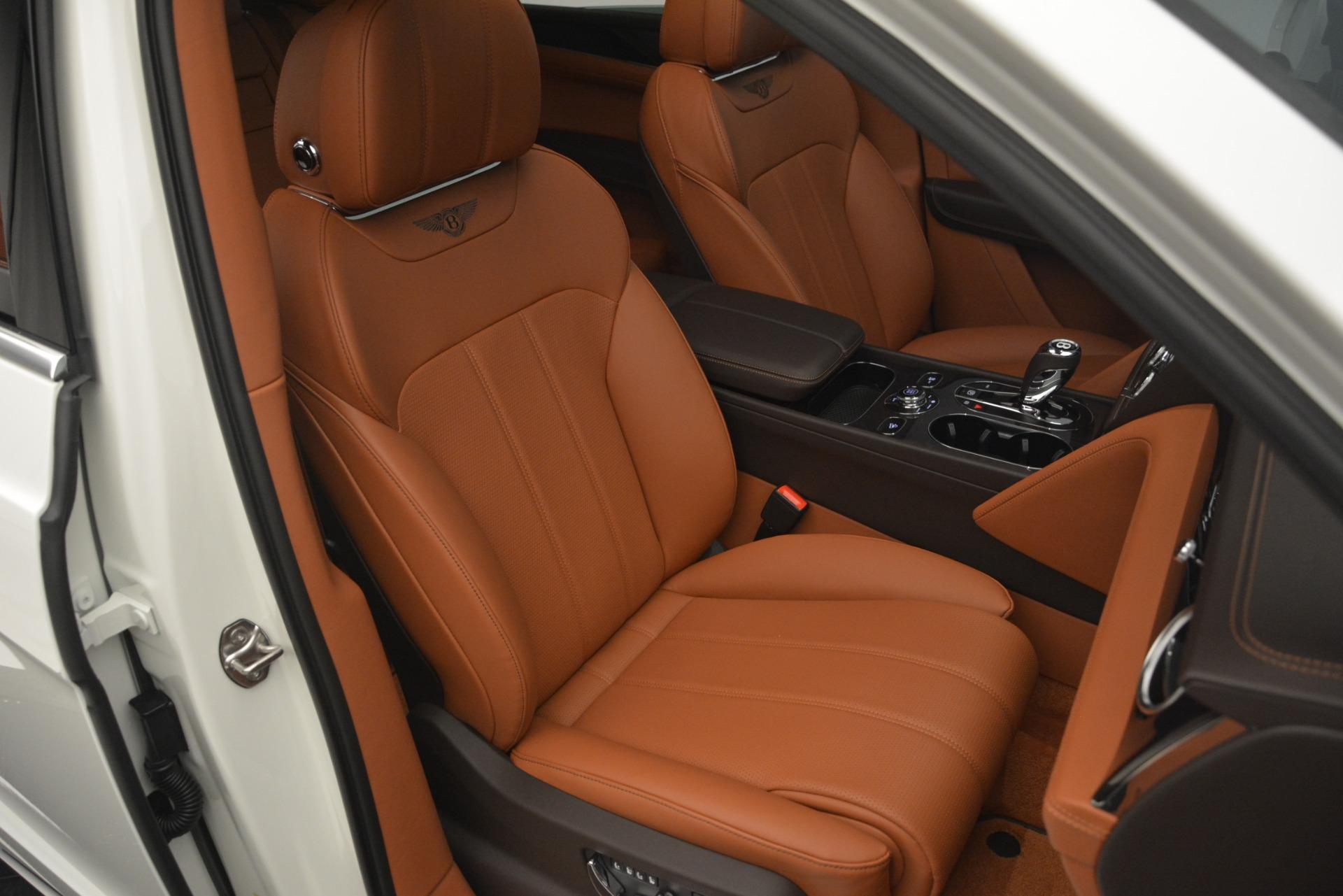New 2019 Bentley Bentayga V8 For Sale In Westport, CT 2539_p29