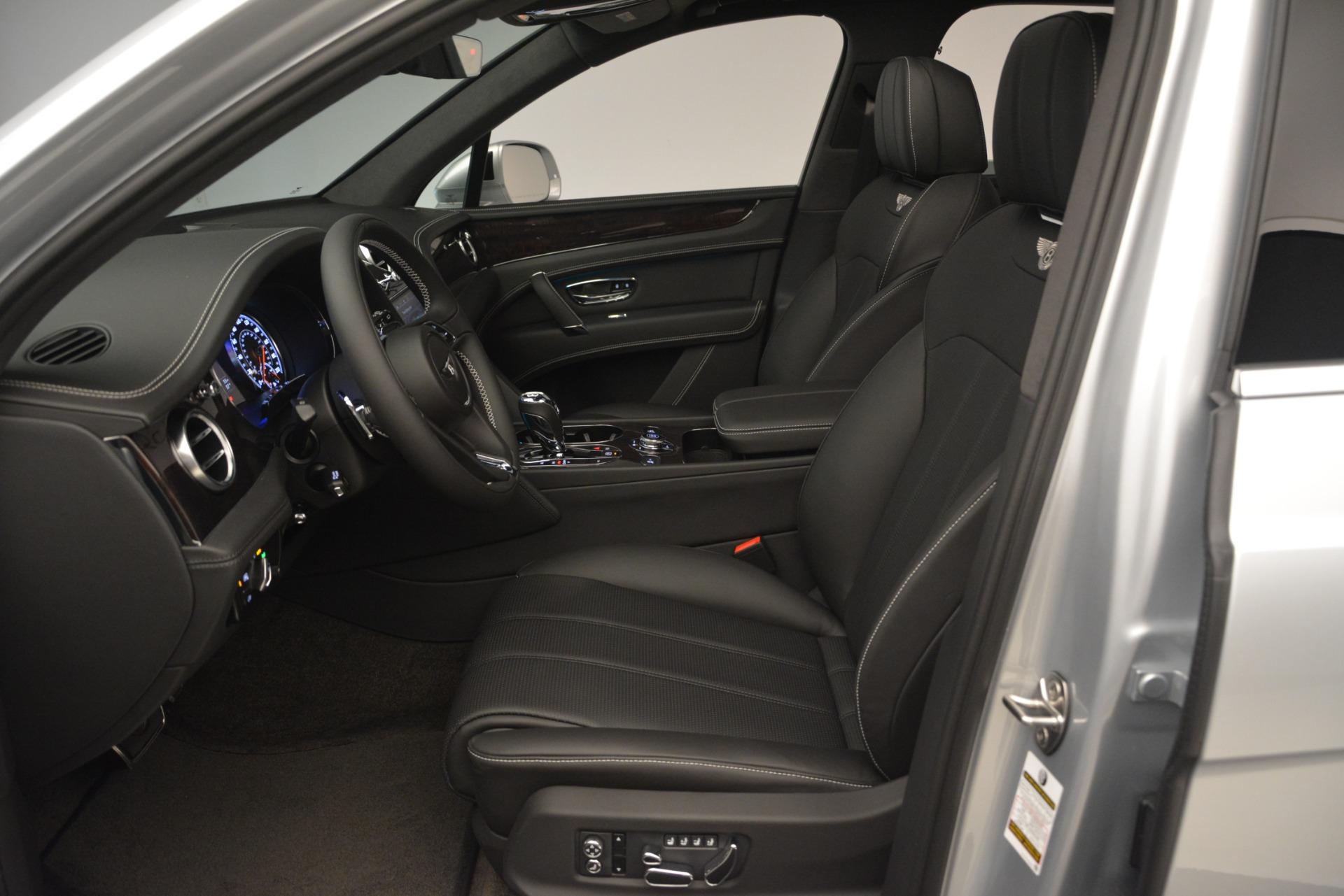 Used 2019 Bentley Bentayga V8 For Sale In Westport, CT 2540_p18