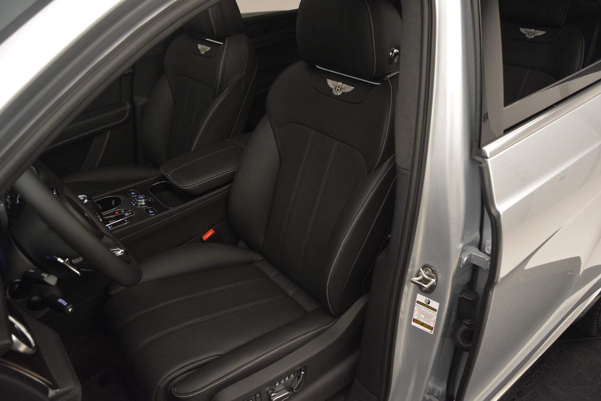 Used 2019 Bentley Bentayga V8 For Sale In Westport, CT 2540_p19