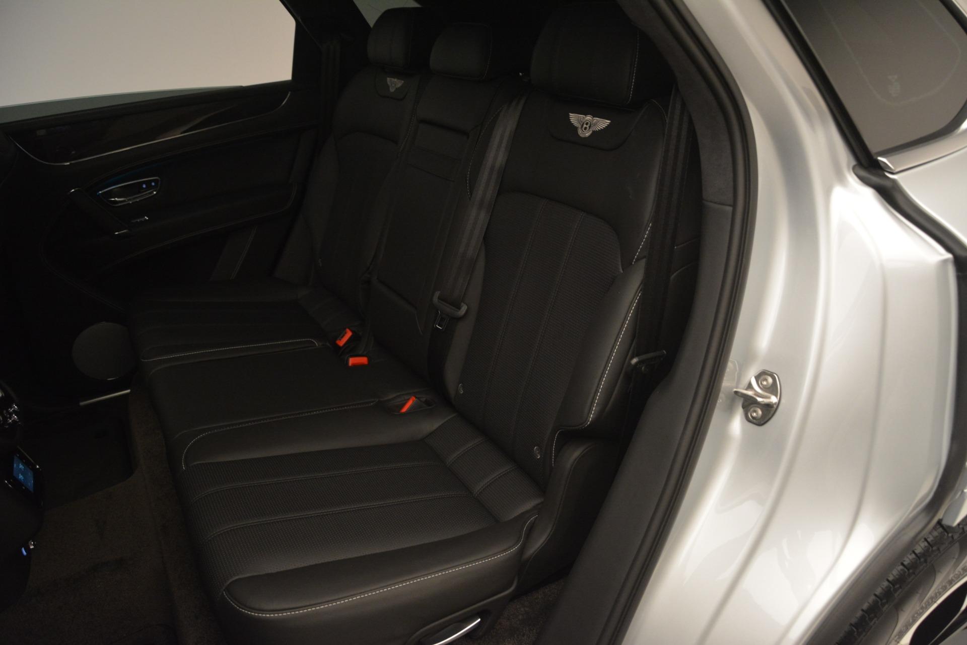 Used 2019 Bentley Bentayga V8 For Sale In Westport, CT 2540_p25