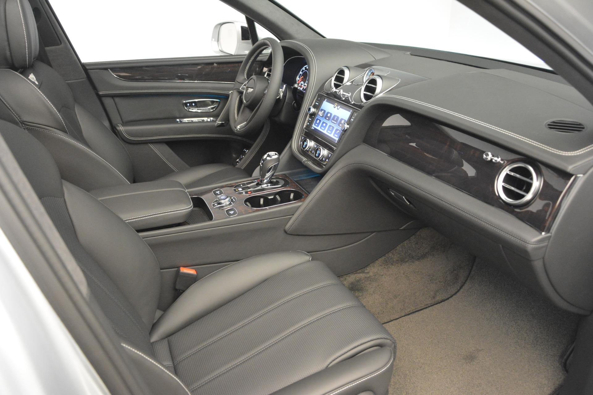 Used 2019 Bentley Bentayga V8 For Sale In Westport, CT 2540_p26