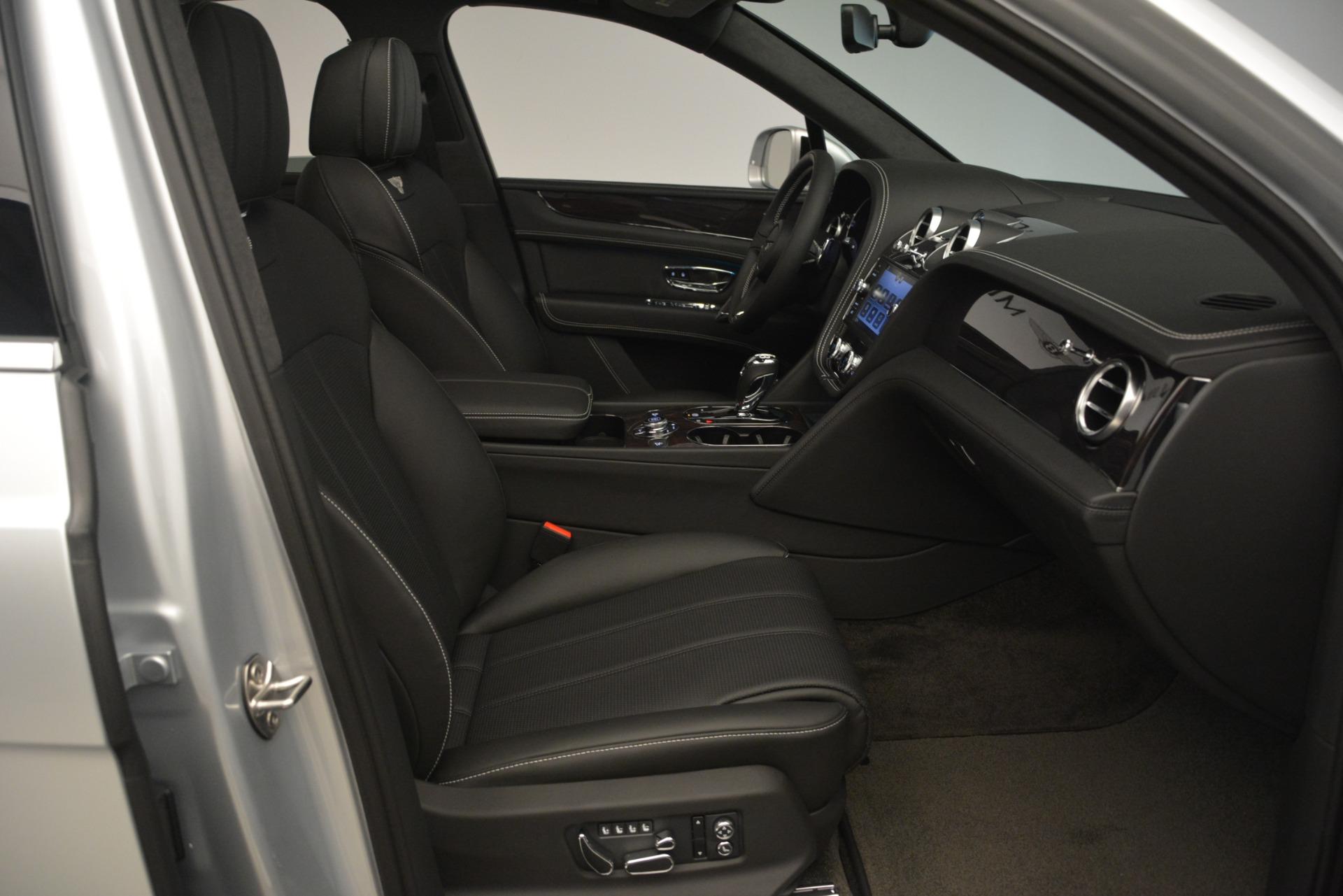 Used 2019 Bentley Bentayga V8 For Sale In Westport, CT 2540_p27