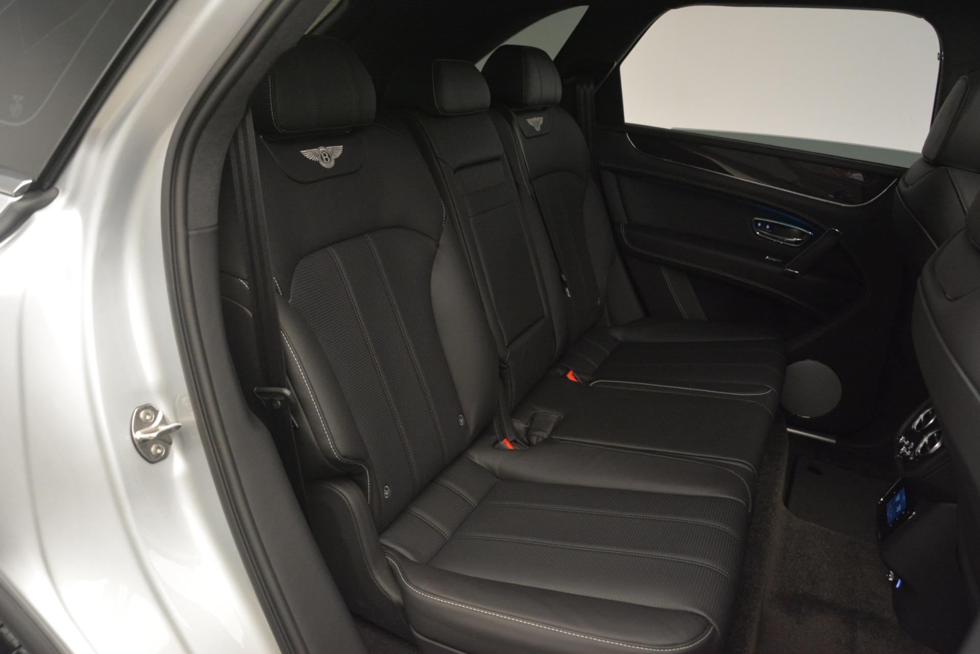 Used 2019 Bentley Bentayga V8 For Sale In Westport, CT 2540_p29
