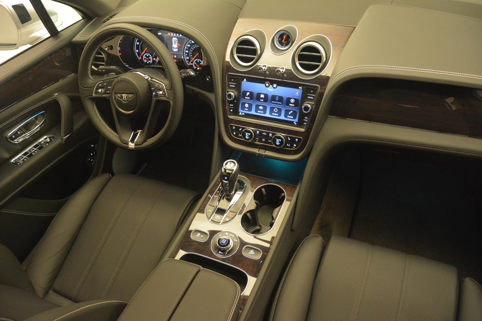 Used 2019 Bentley Bentayga V8 For Sale In Westport, CT 2540_p30