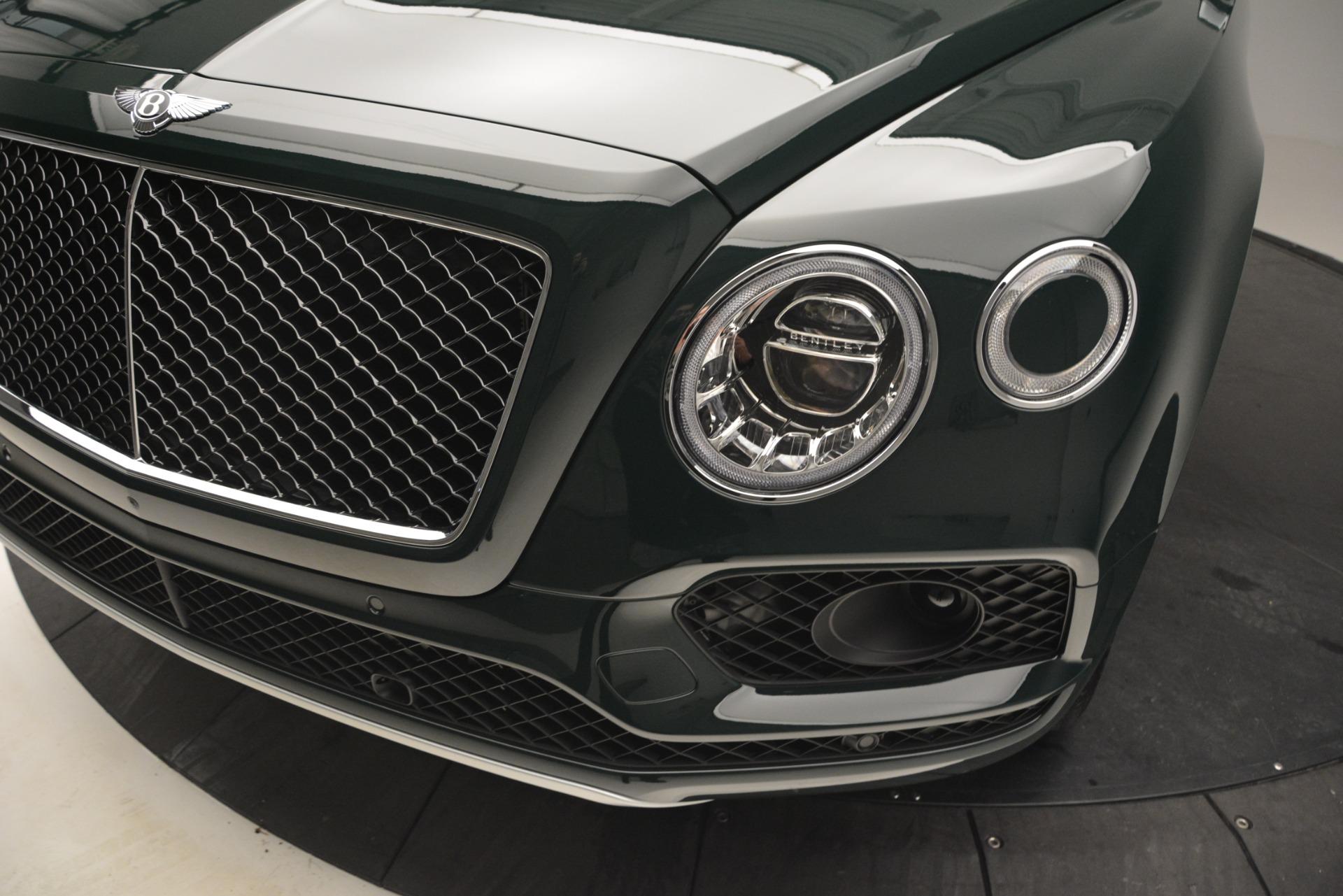 New 2019 Bentley Bentayga V8 For Sale In Westport, CT 2541_p14