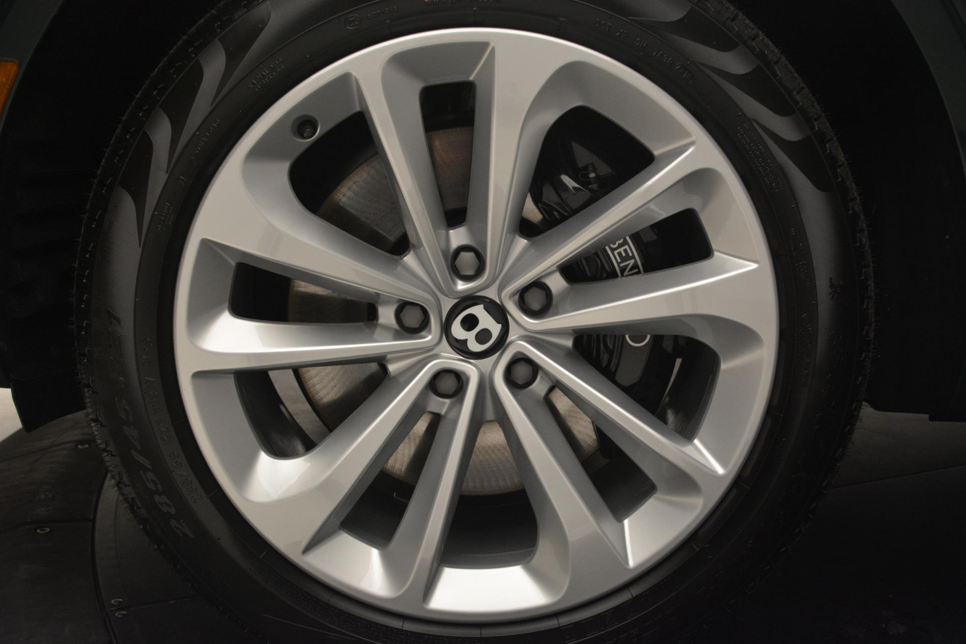 New 2019 Bentley Bentayga V8 For Sale In Westport, CT 2541_p15