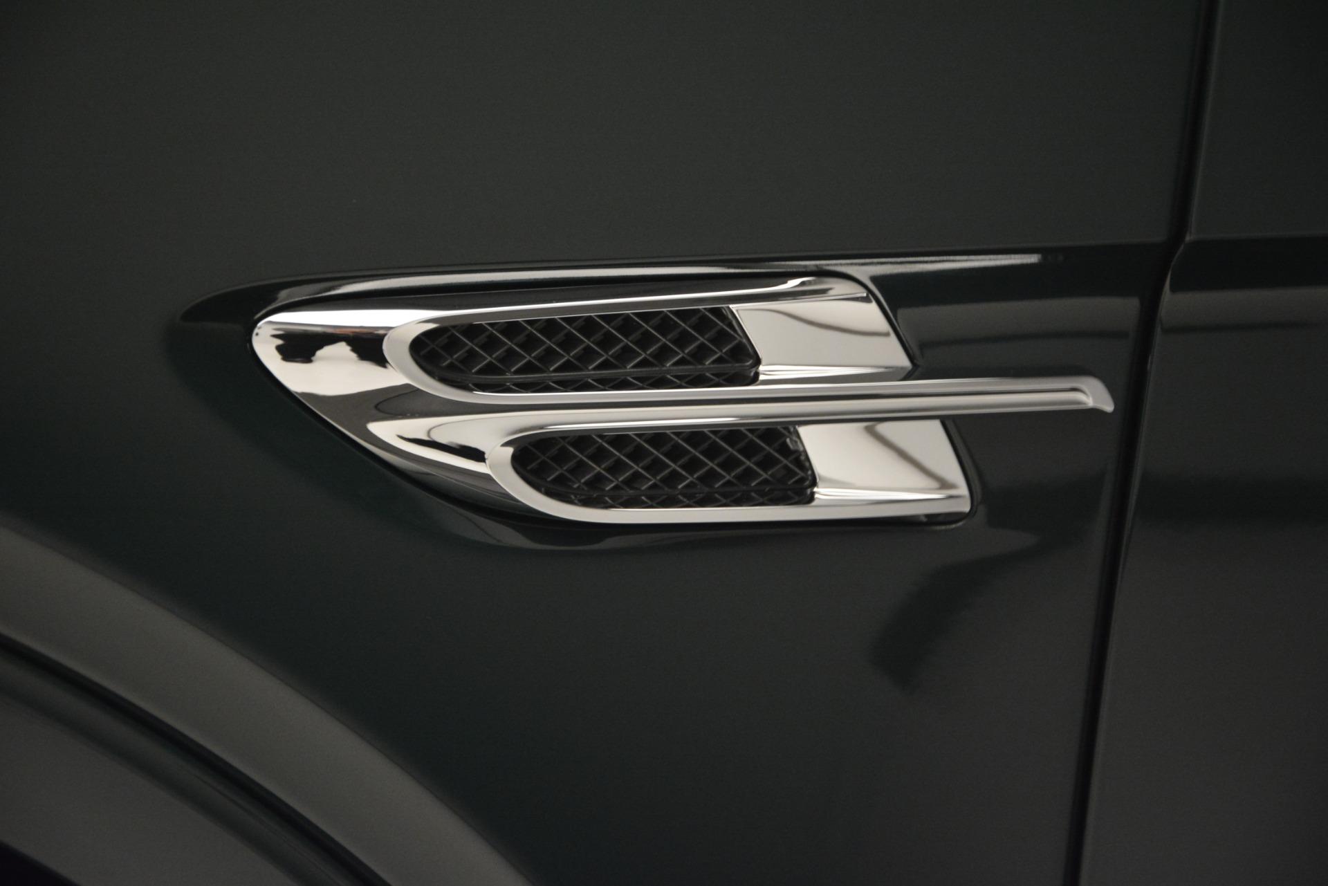 New 2019 Bentley Bentayga V8 For Sale In Westport, CT 2541_p16