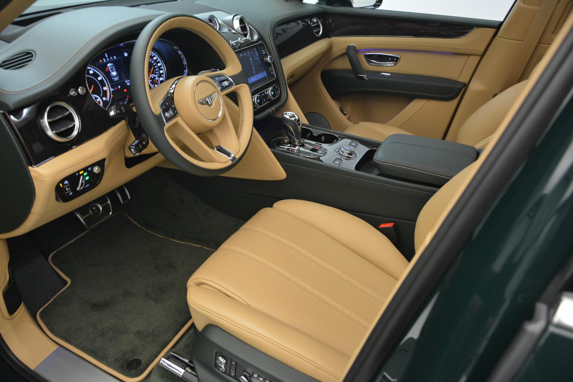 New 2019 Bentley Bentayga V8 For Sale In Westport, CT 2541_p18
