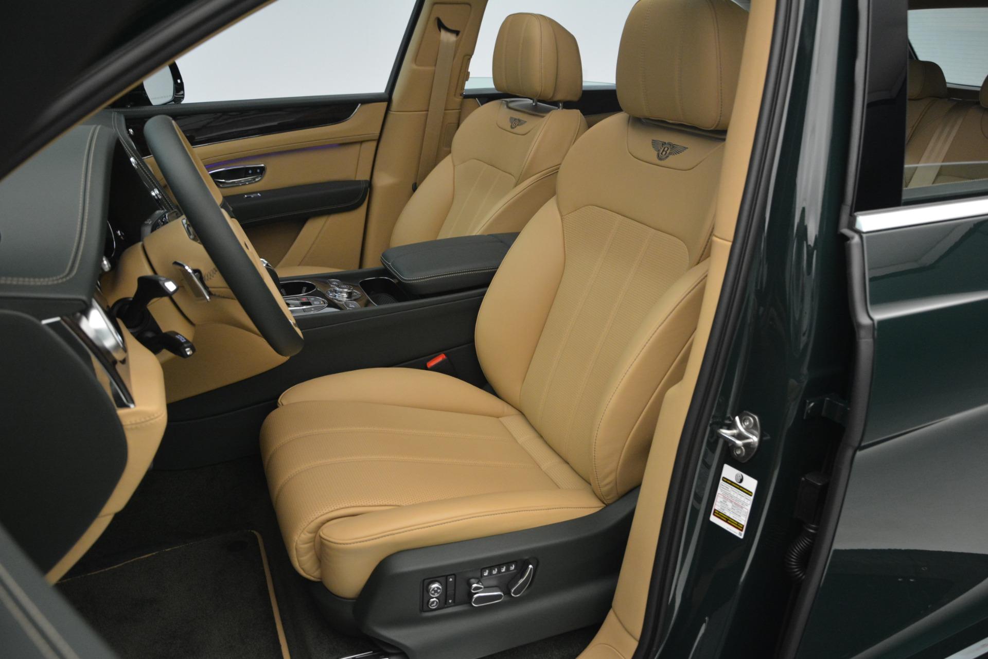 New 2019 Bentley Bentayga V8 For Sale In Westport, CT 2541_p20