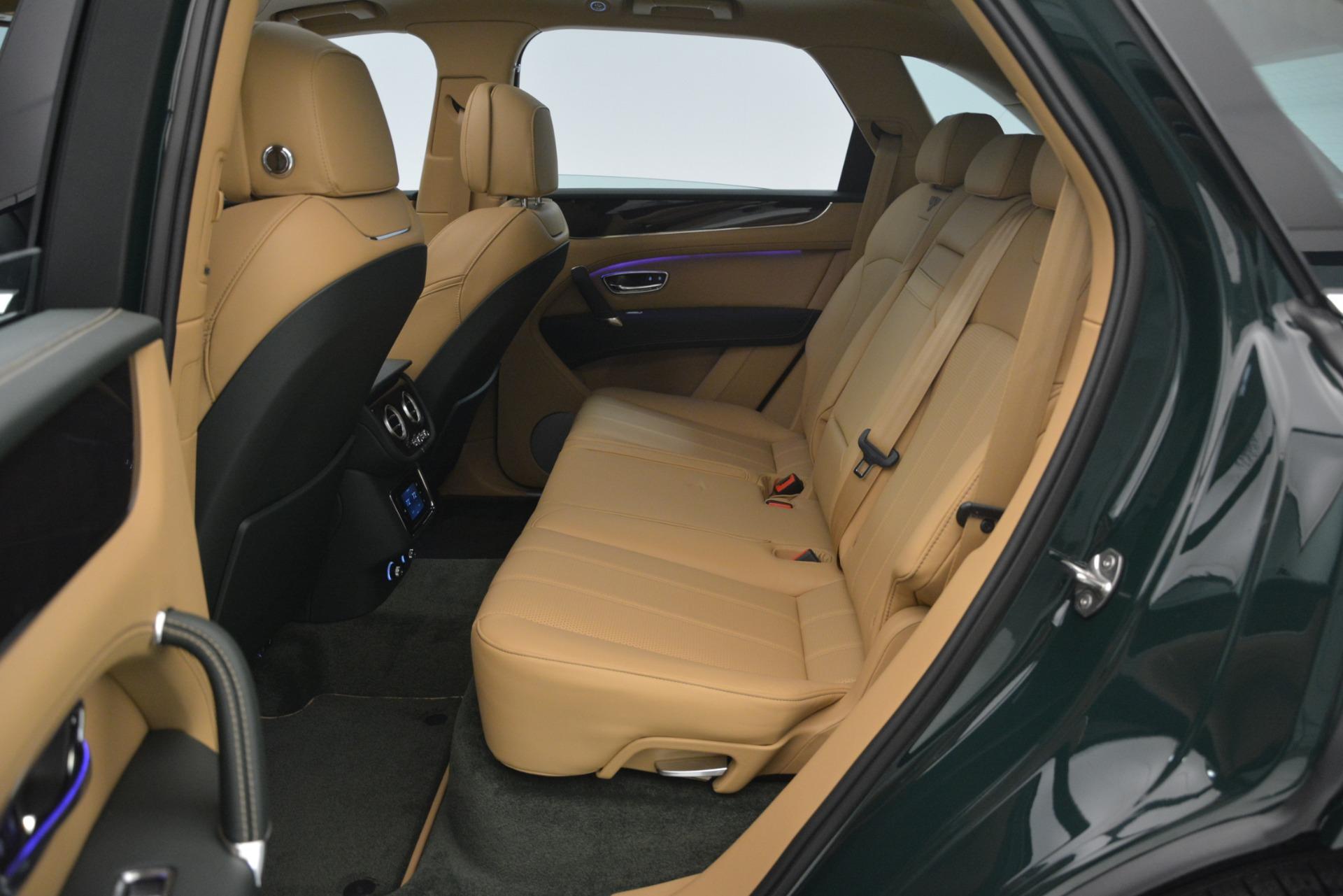 New 2019 Bentley Bentayga V8 For Sale In Westport, CT 2541_p27