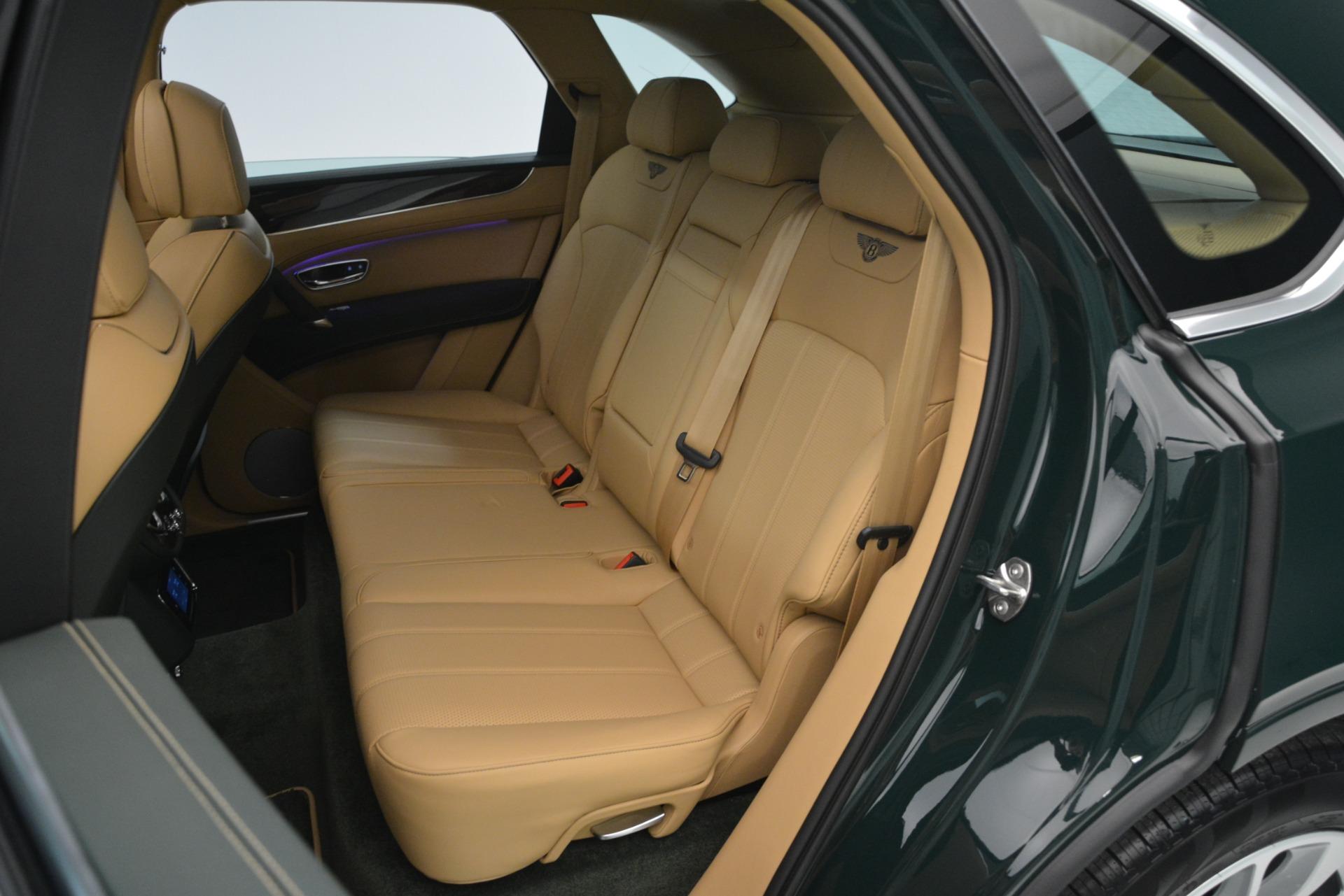 New 2019 Bentley Bentayga V8 For Sale In Westport, CT 2541_p28