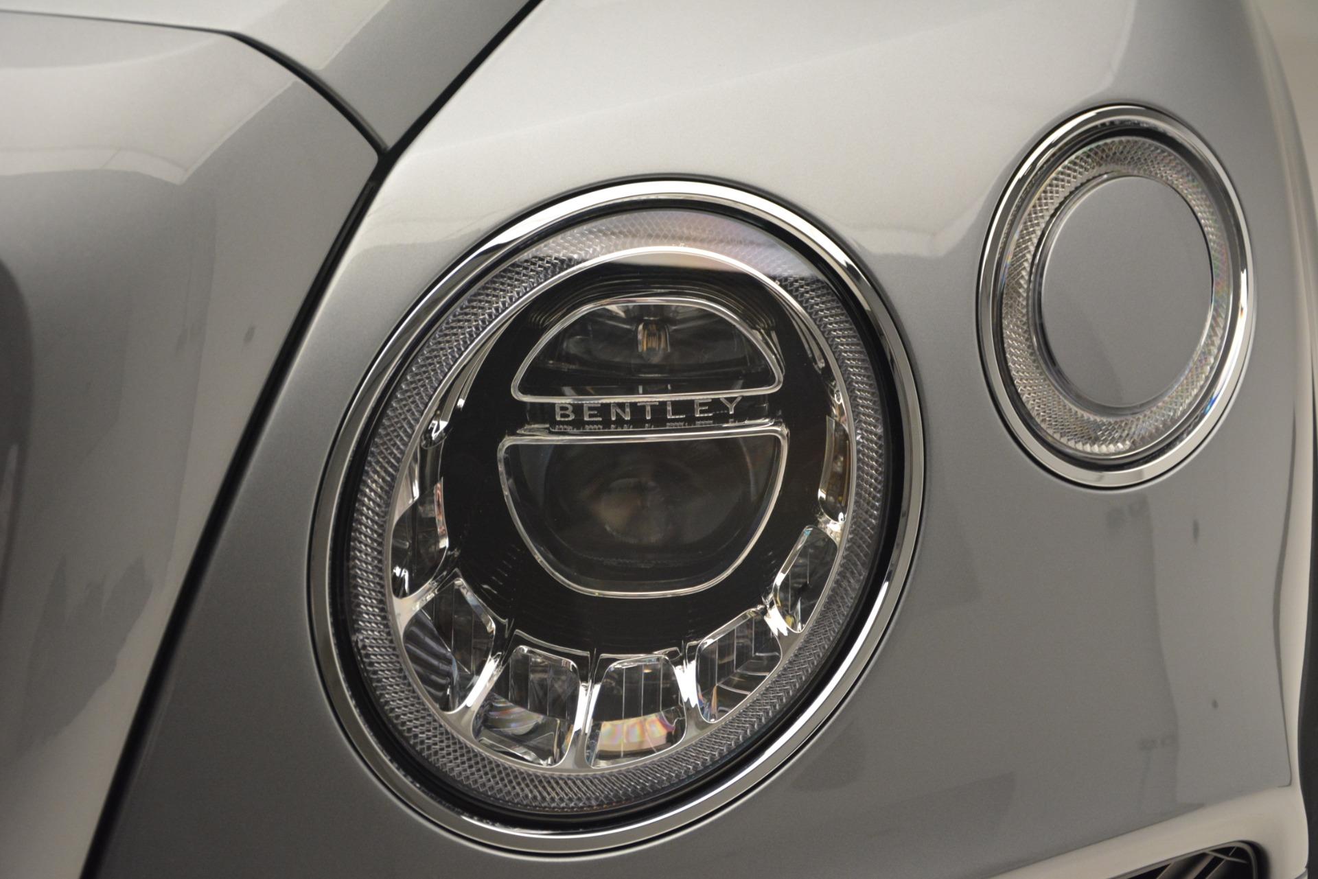 New 2019 Bentley Bentayga V8 For Sale In Westport, CT 2542_p14