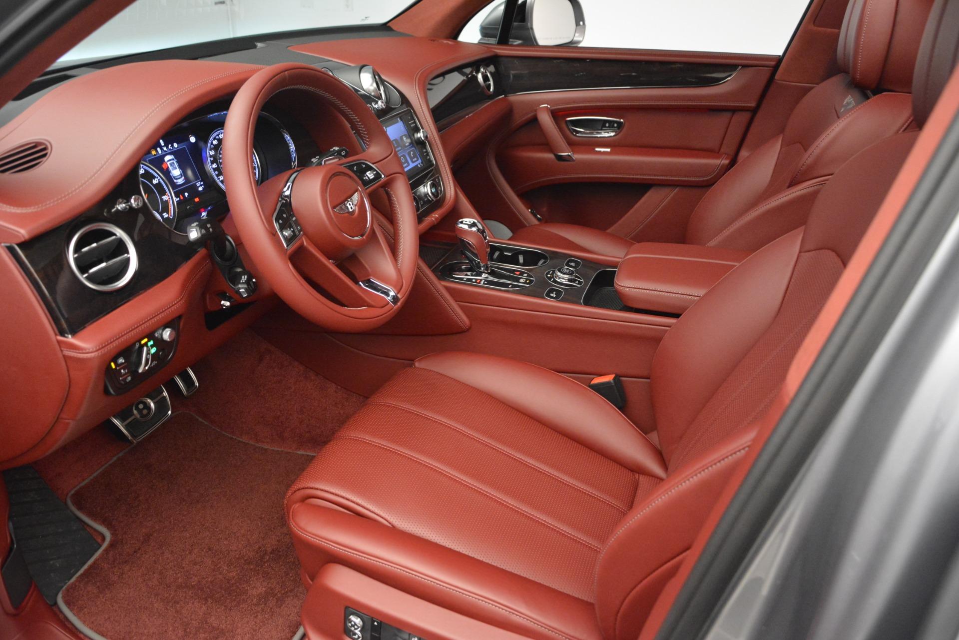 New 2019 Bentley Bentayga V8 For Sale In Westport, CT 2542_p17