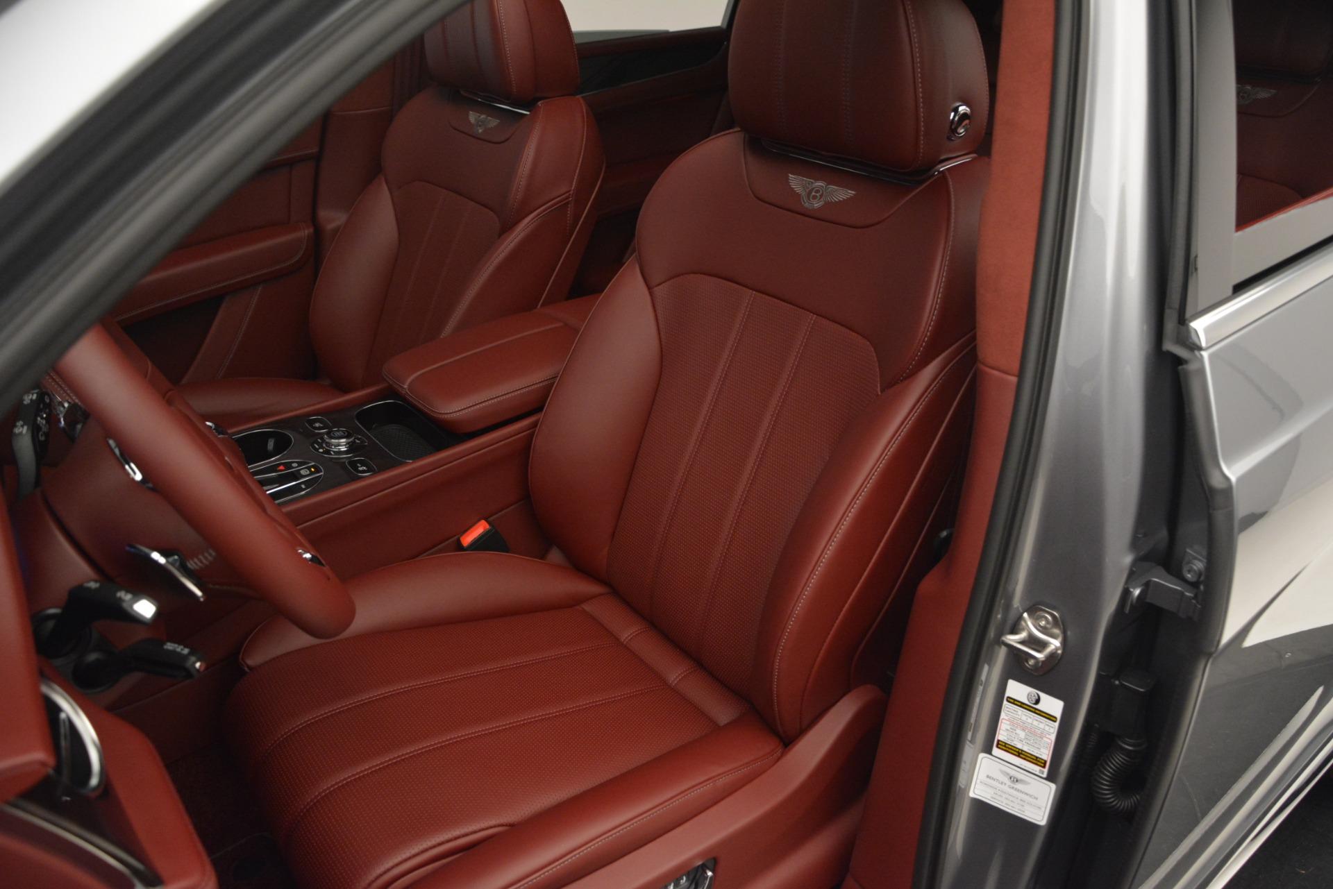New 2019 Bentley Bentayga V8 For Sale In Westport, CT 2542_p19