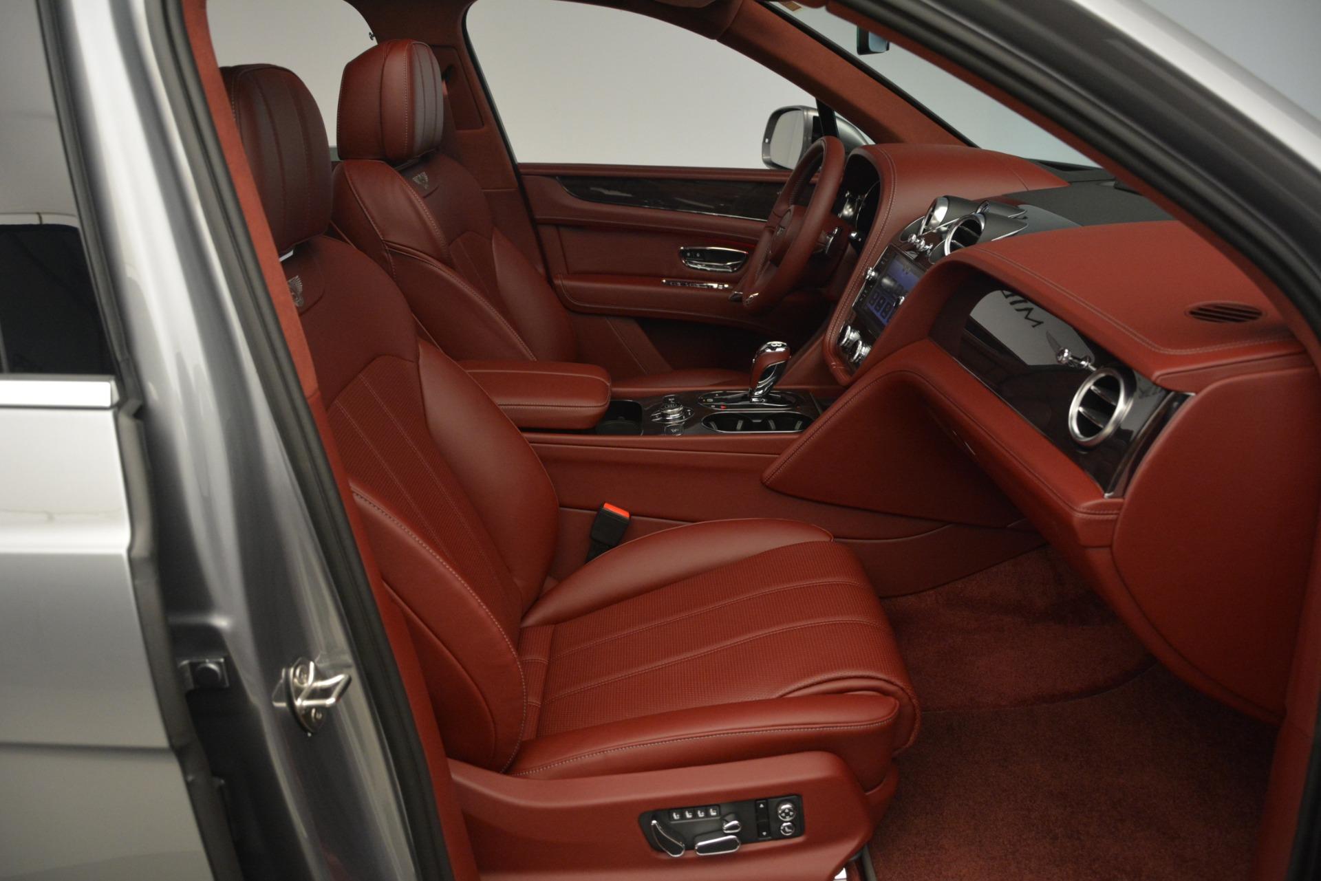 New 2019 Bentley Bentayga V8 For Sale In Westport, CT 2542_p27