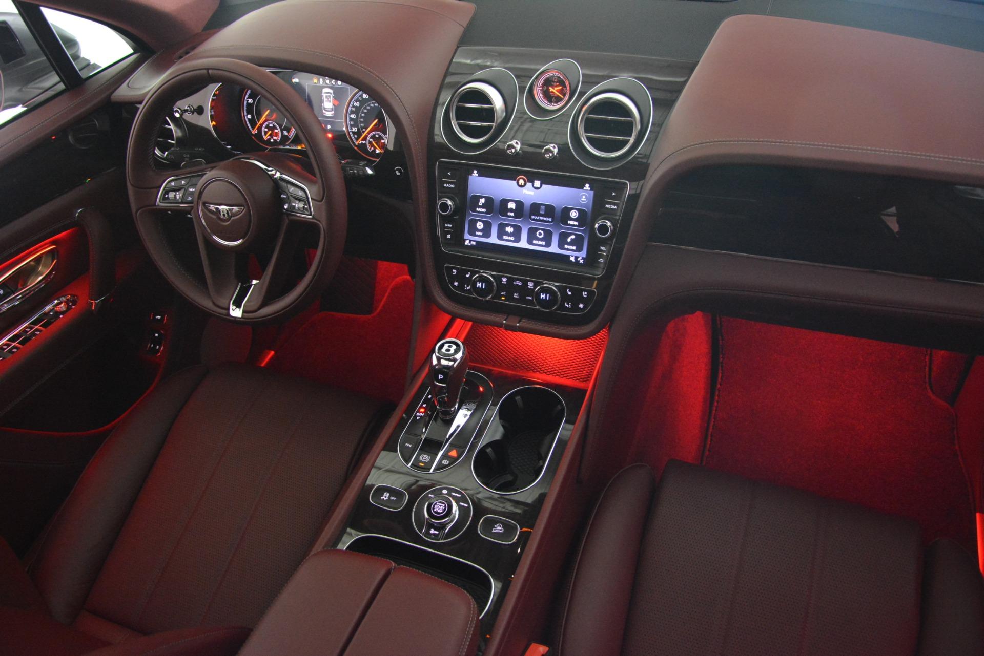 New 2019 Bentley Bentayga V8 For Sale In Westport, CT 2542_p31