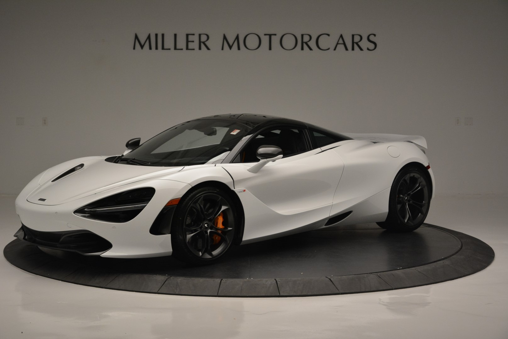 Used 2019 McLaren 720S Coupe For Sale In Westport, CT 2543_main