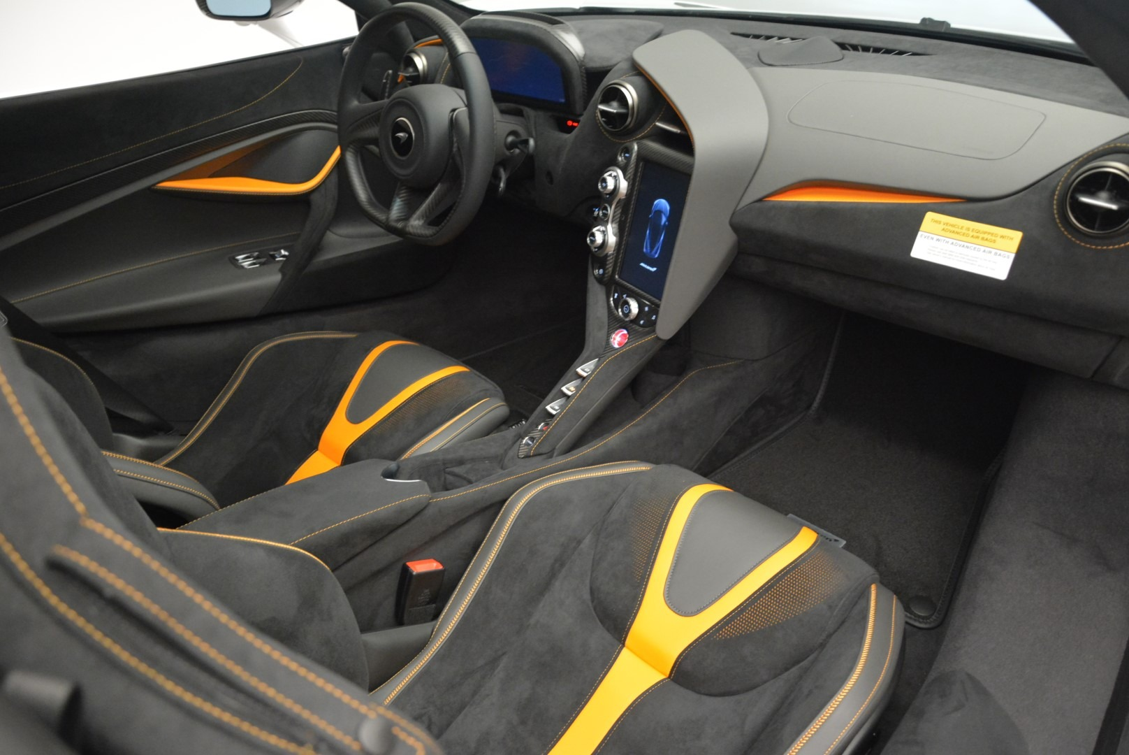 Used 2019 McLaren 720S Coupe For Sale In Westport, CT 2543_p18