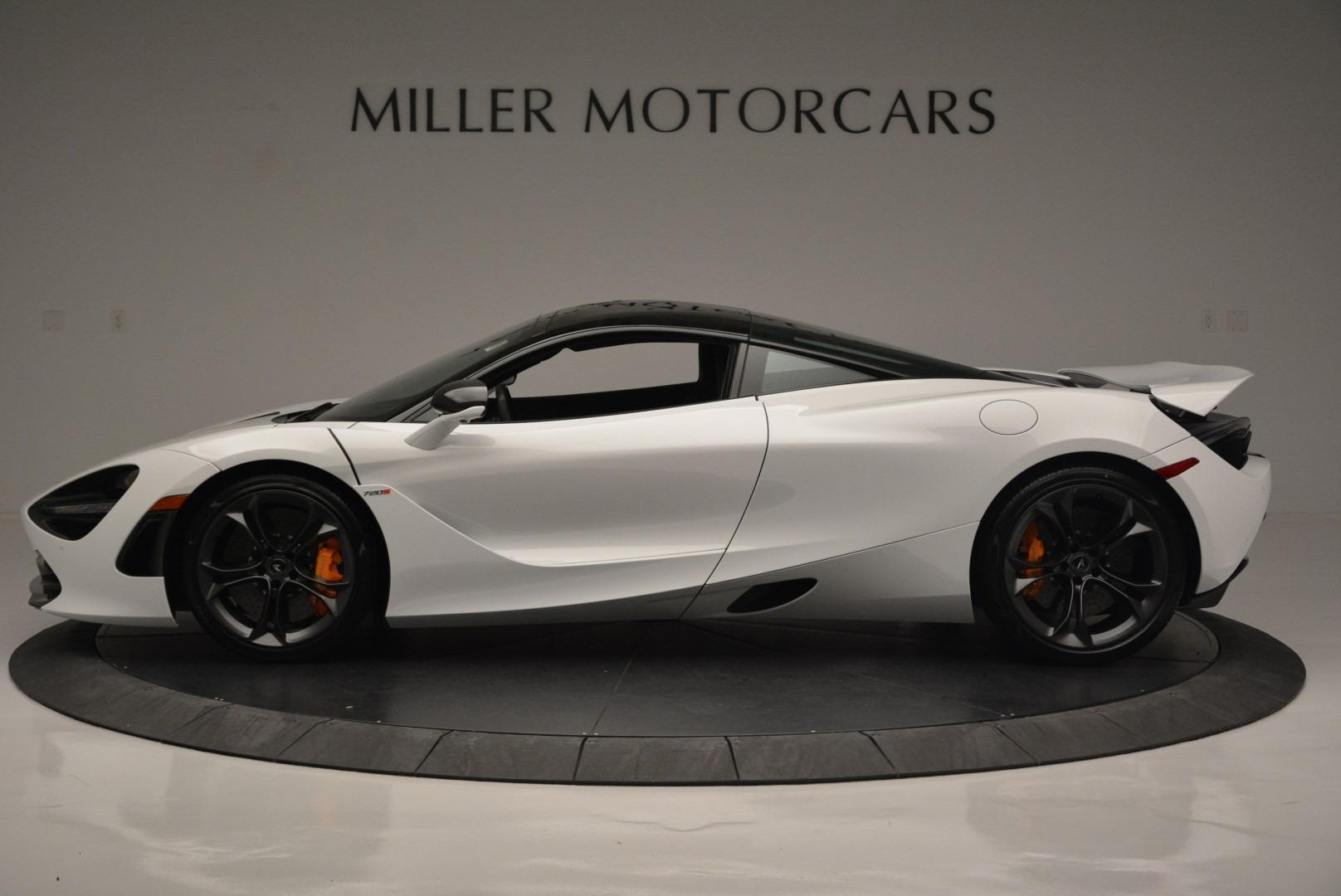 Used 2019 McLaren 720S Coupe For Sale In Westport, CT 2543_p3