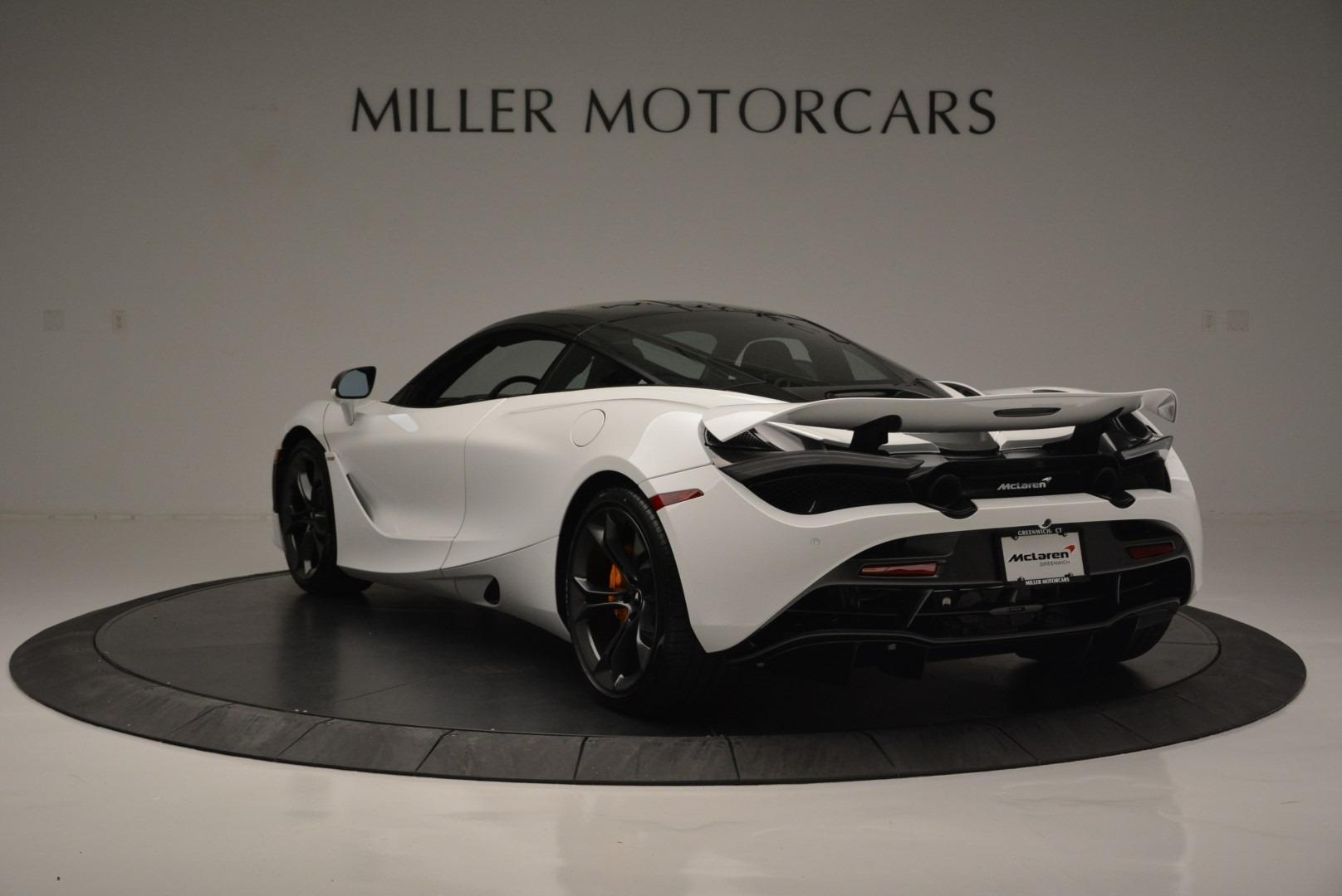 Used 2019 McLaren 720S Coupe For Sale In Westport, CT 2543_p5