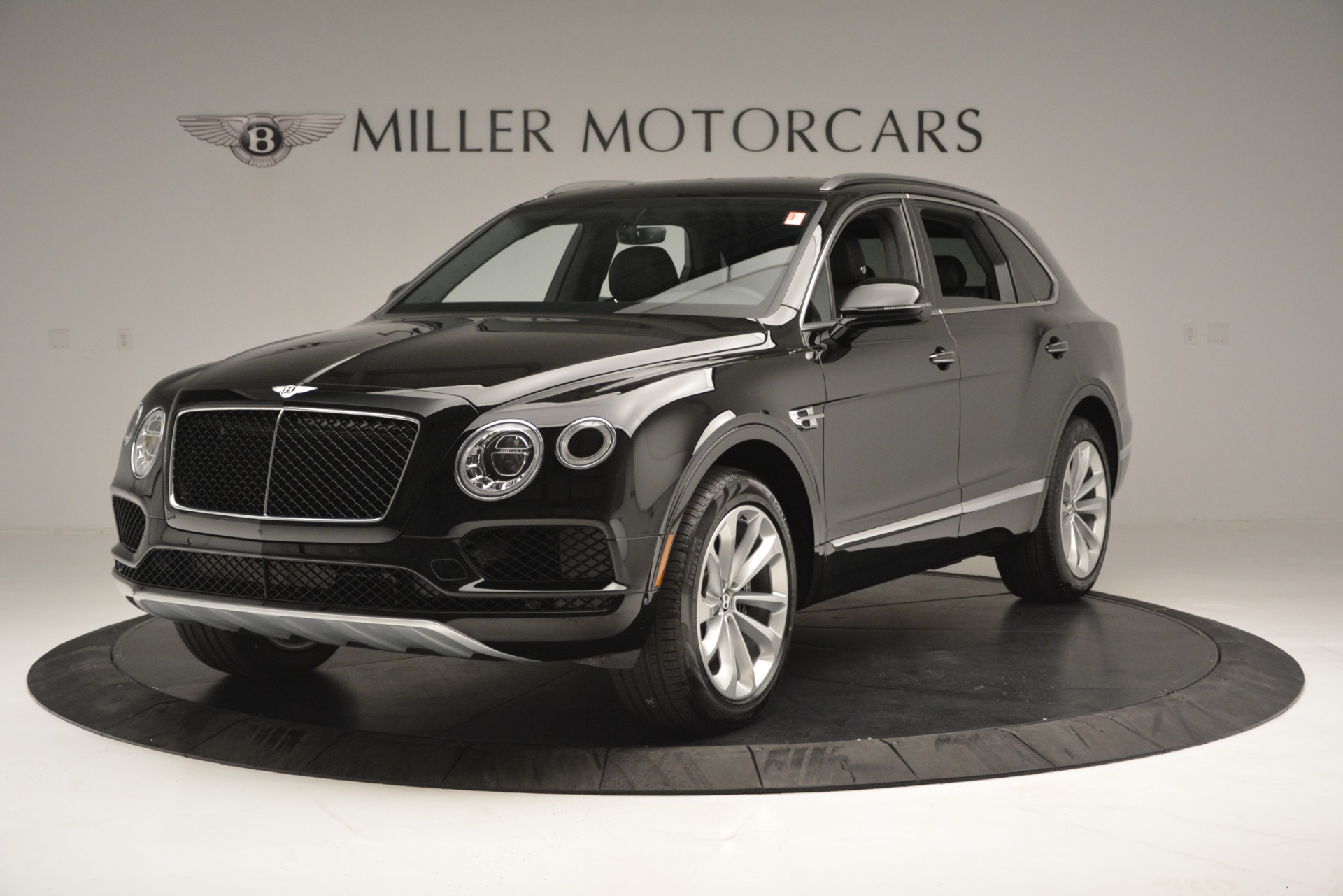 New 2019 Bentley Bentayga V8 For Sale In Westport, CT 2545_main