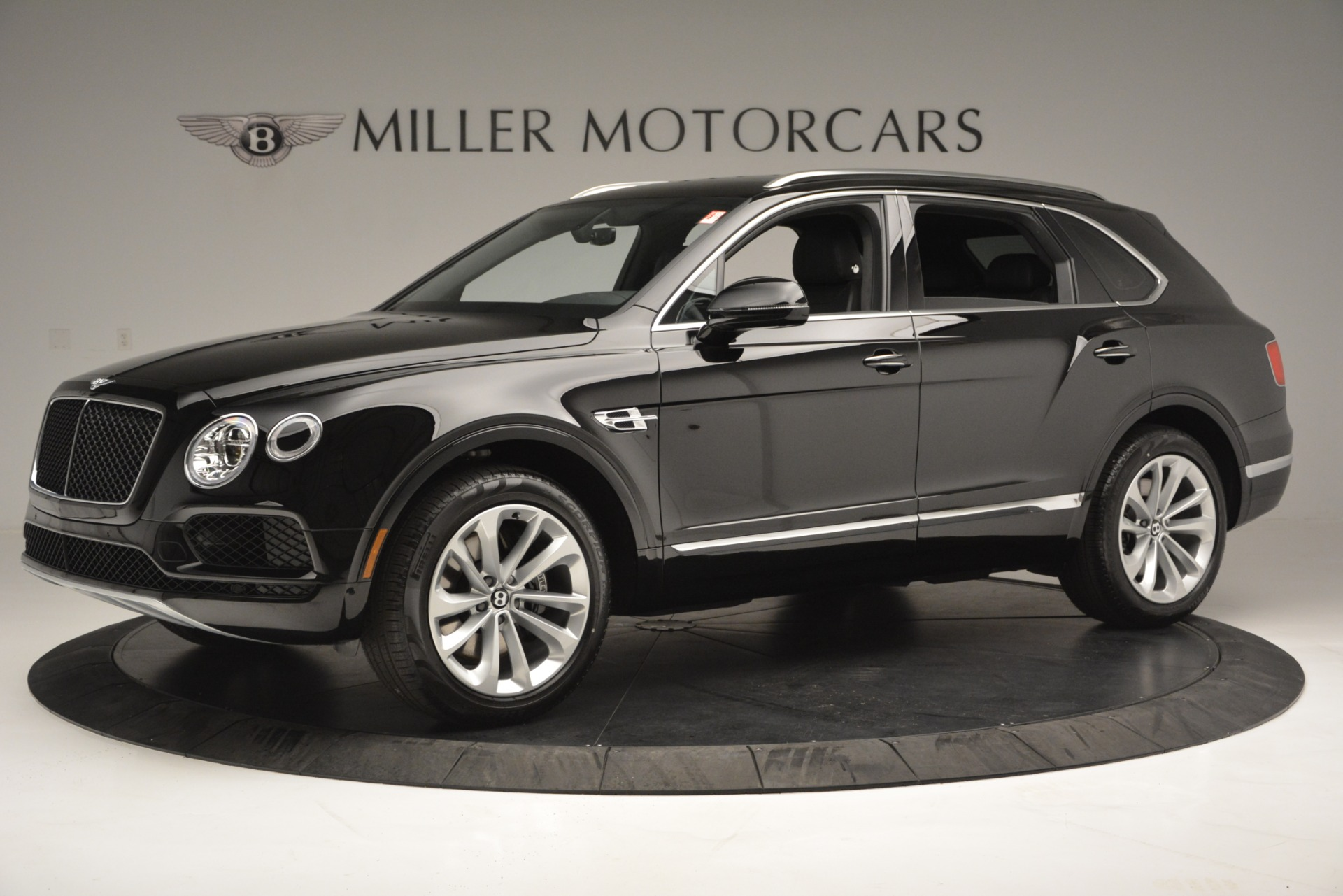 New 2019 Bentley Bentayga V8 For Sale In Westport, CT 2545_p2