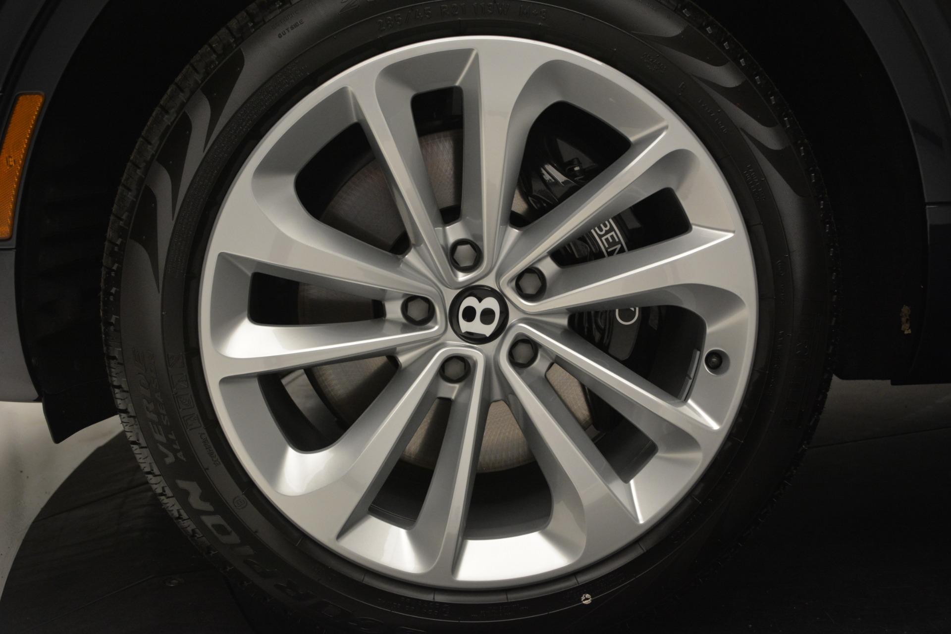 New 2019 Bentley Bentayga V8 For Sale In Westport, CT 2546_p15