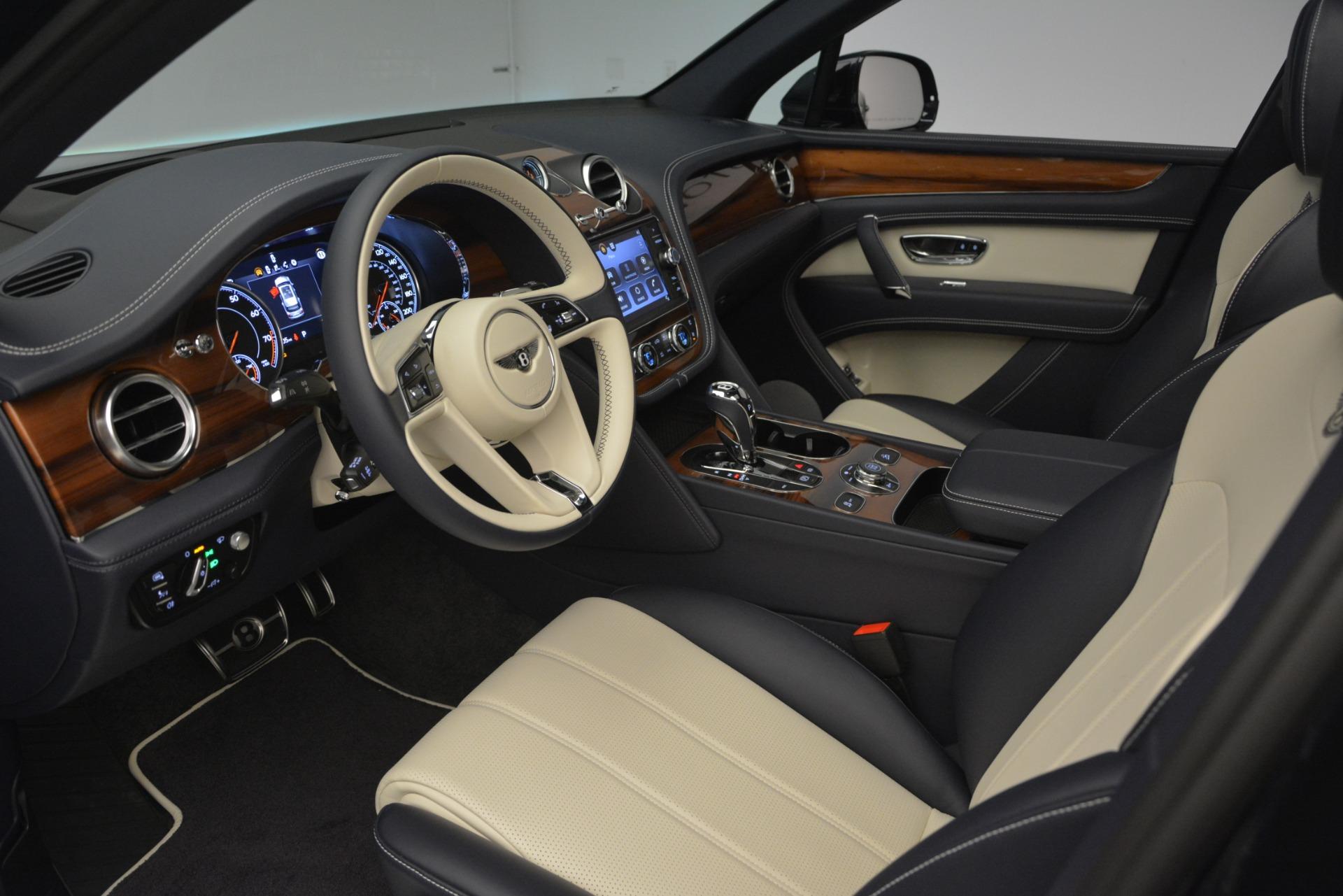 New 2019 Bentley Bentayga V8 For Sale In Westport, CT 2546_p17