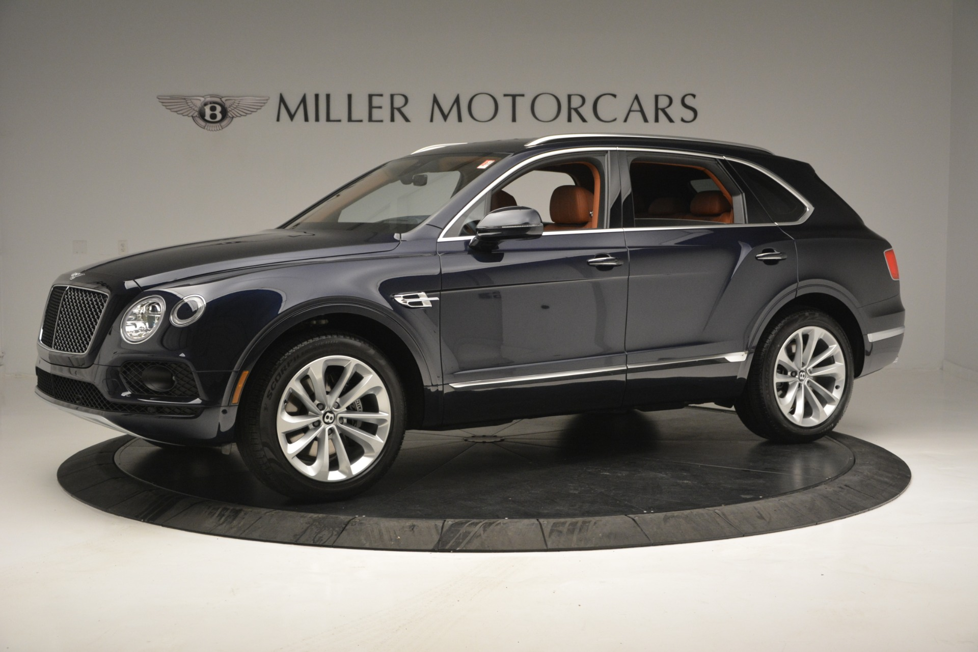 New 2019 Bentley Bentayga V8 For Sale In Westport, CT 2548_p2