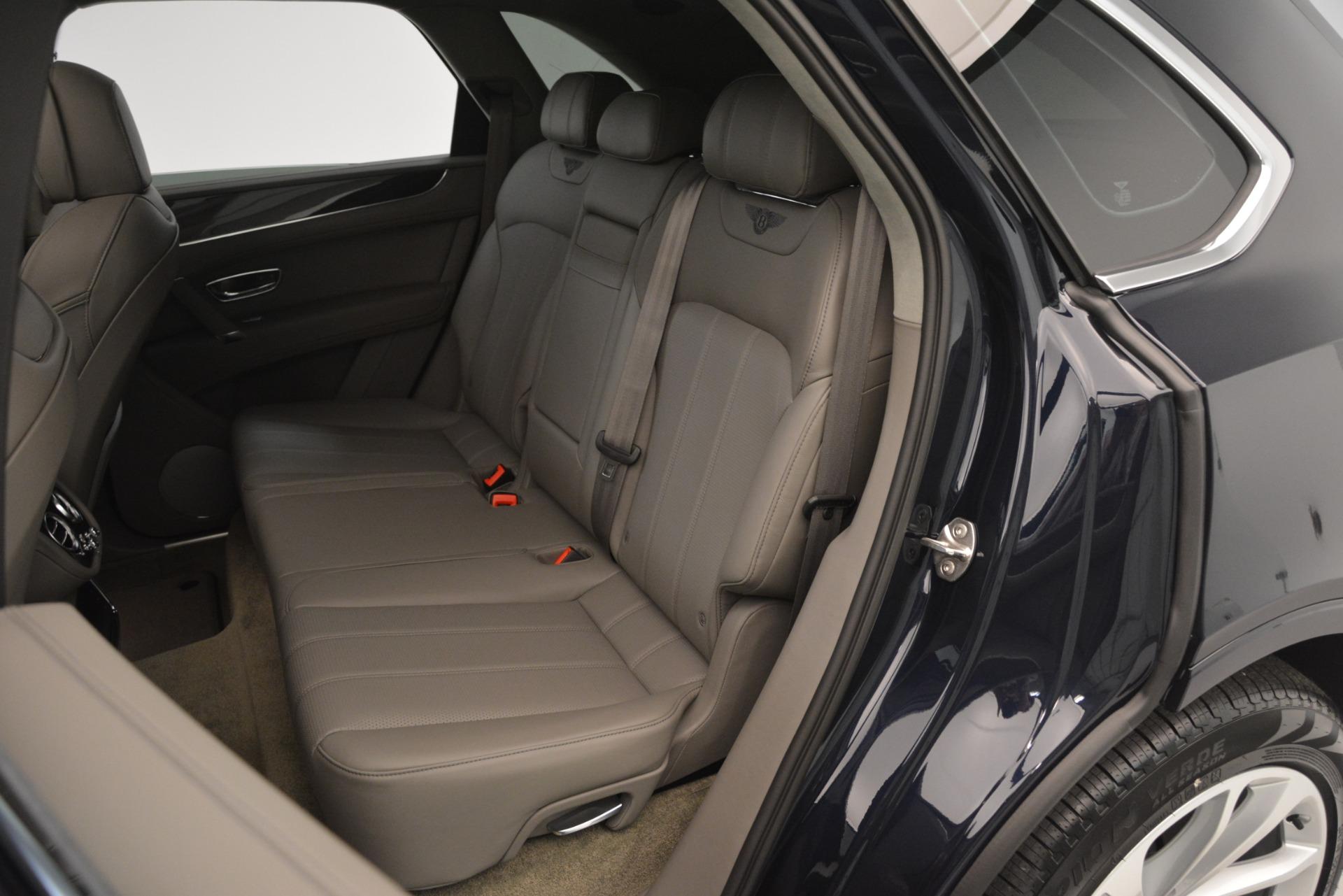 New 2019 Bentley Bentayga V8 For Sale In Westport, CT 2549_p26