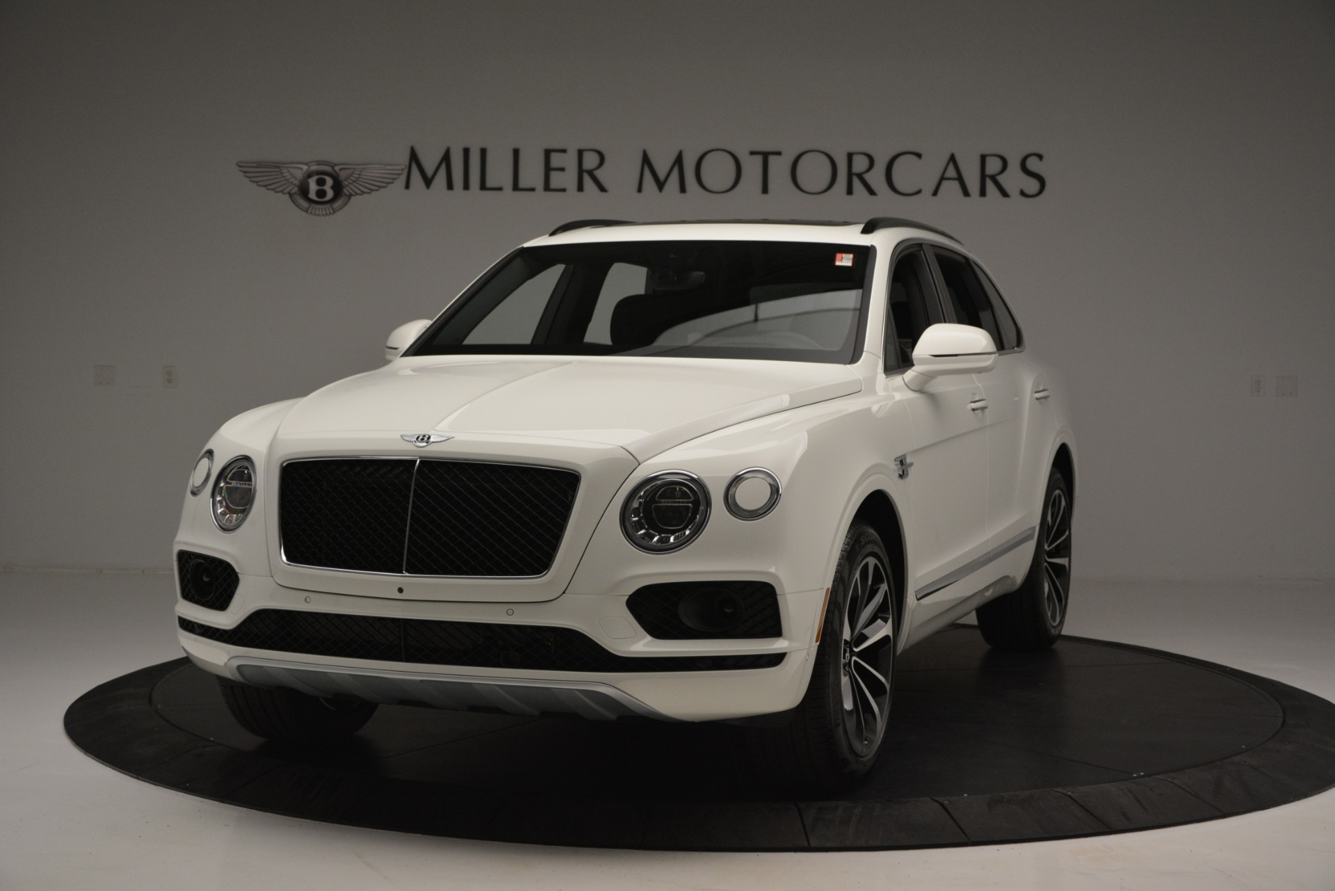 New 2019 Bentley Bentayga V8 For Sale In Westport, CT 2550_main