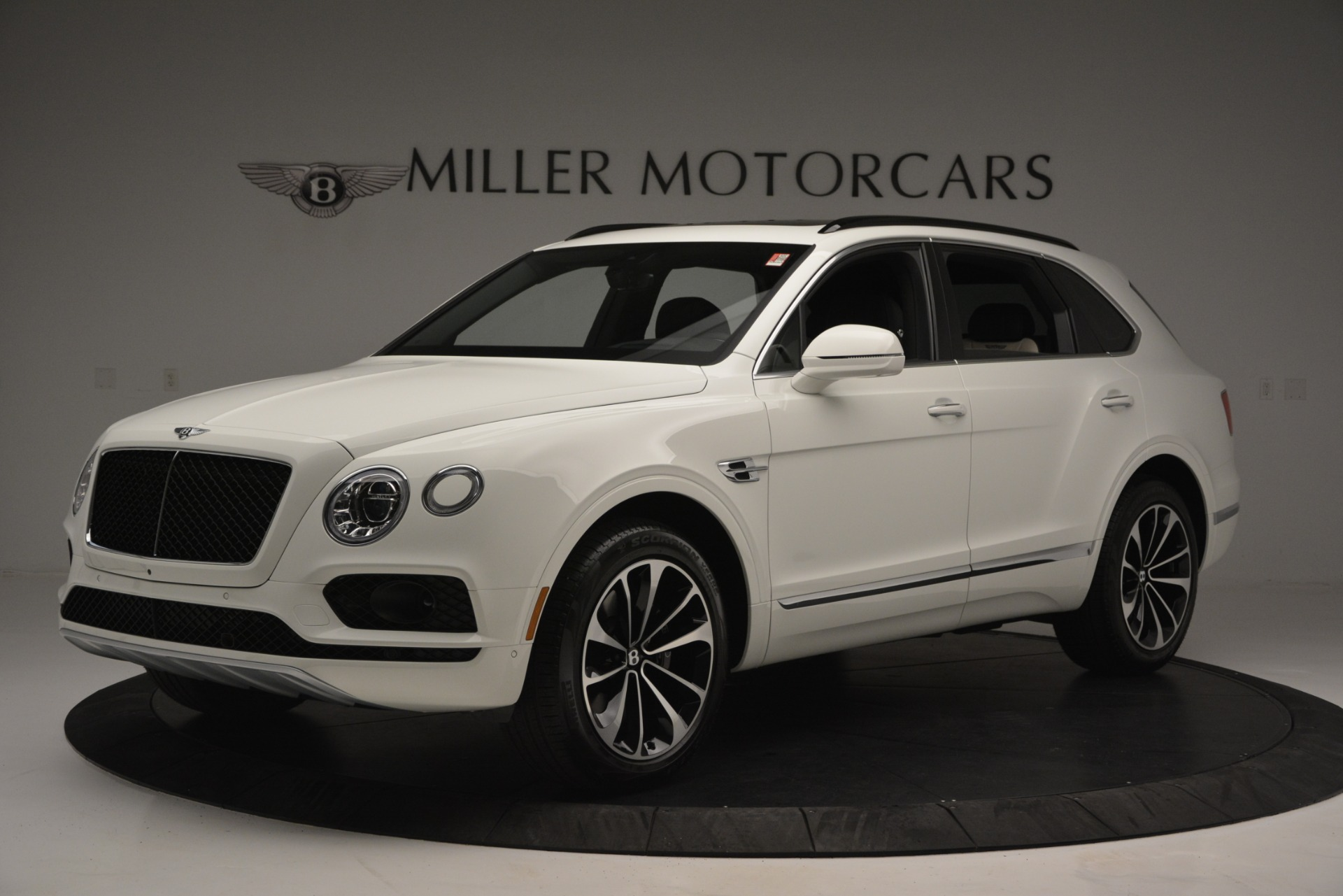 New 2019 Bentley Bentayga V8 For Sale In Westport, CT 2550_p2