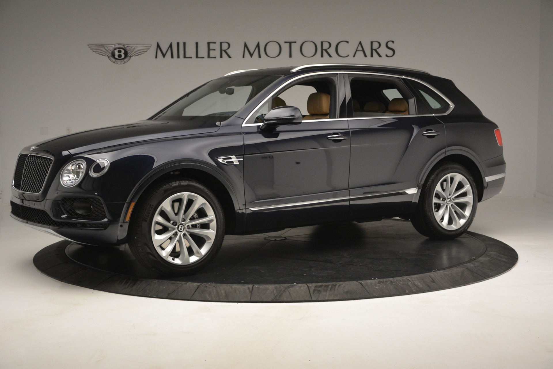 New 2019 Bentley Bentayga V8 For Sale In Westport, CT 2551_p2