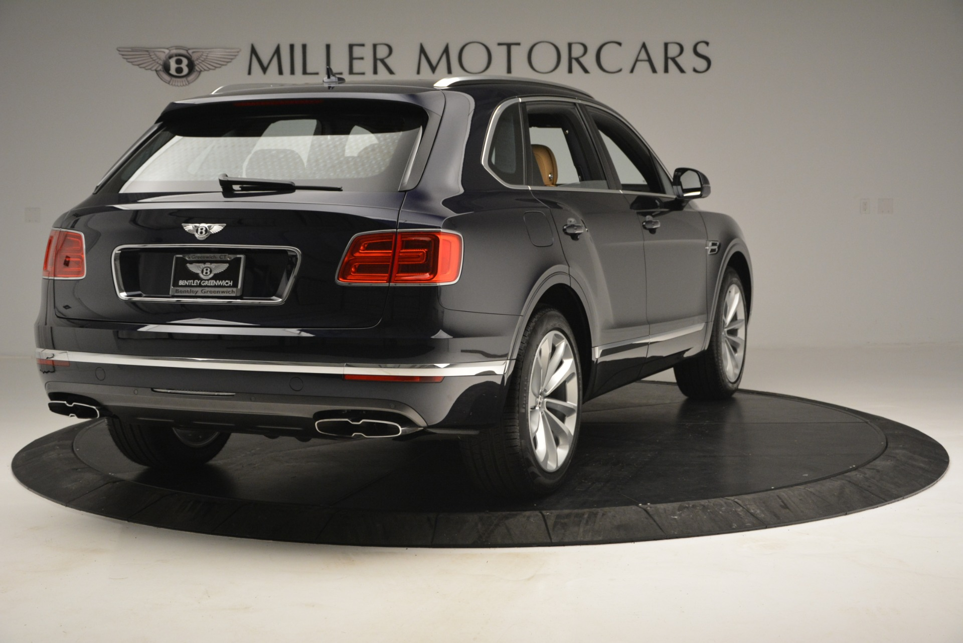 New 2019 Bentley Bentayga V8 For Sale In Westport, CT 2551_p7