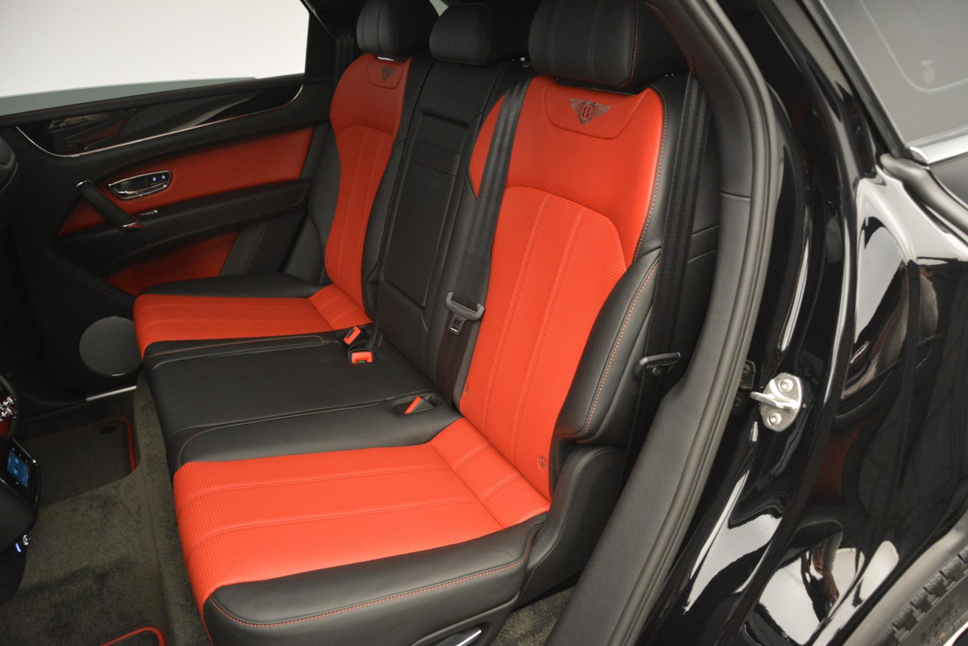 New 2019 Bentley Bentayga V8 For Sale In Westport, CT 2552_p24