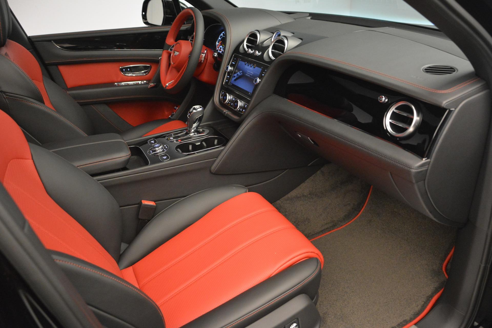 New 2019 Bentley Bentayga V8 For Sale In Westport, CT 2552_p28