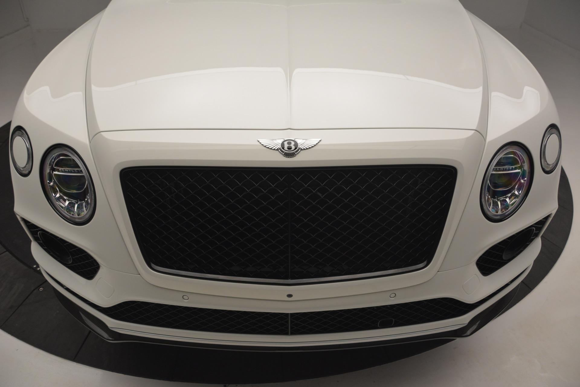 New 2019 Bentley Bentayga V8 For Sale In Westport, CT 2553_p13