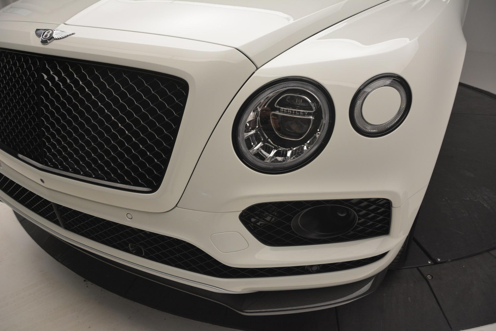New 2019 Bentley Bentayga V8 For Sale In Westport, CT 2553_p14
