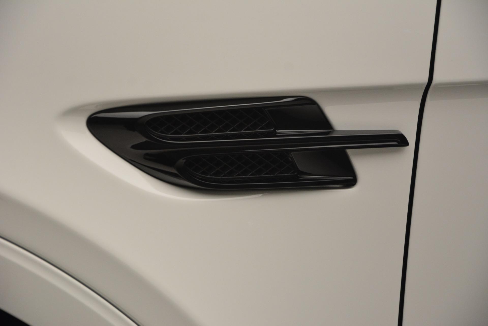 New 2019 Bentley Bentayga V8 For Sale In Westport, CT 2553_p16