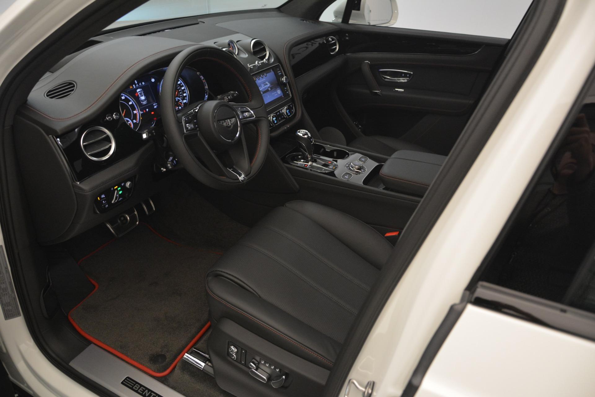 New 2019 Bentley Bentayga V8 For Sale In Westport, CT 2553_p19